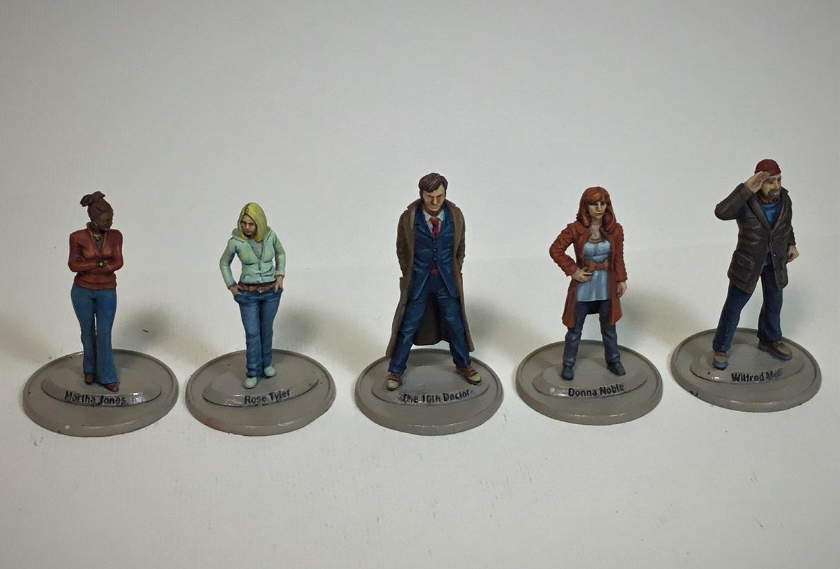 28mm, David Tenant, Doctor Who, Dr Who, Science-fiction, The Doctor