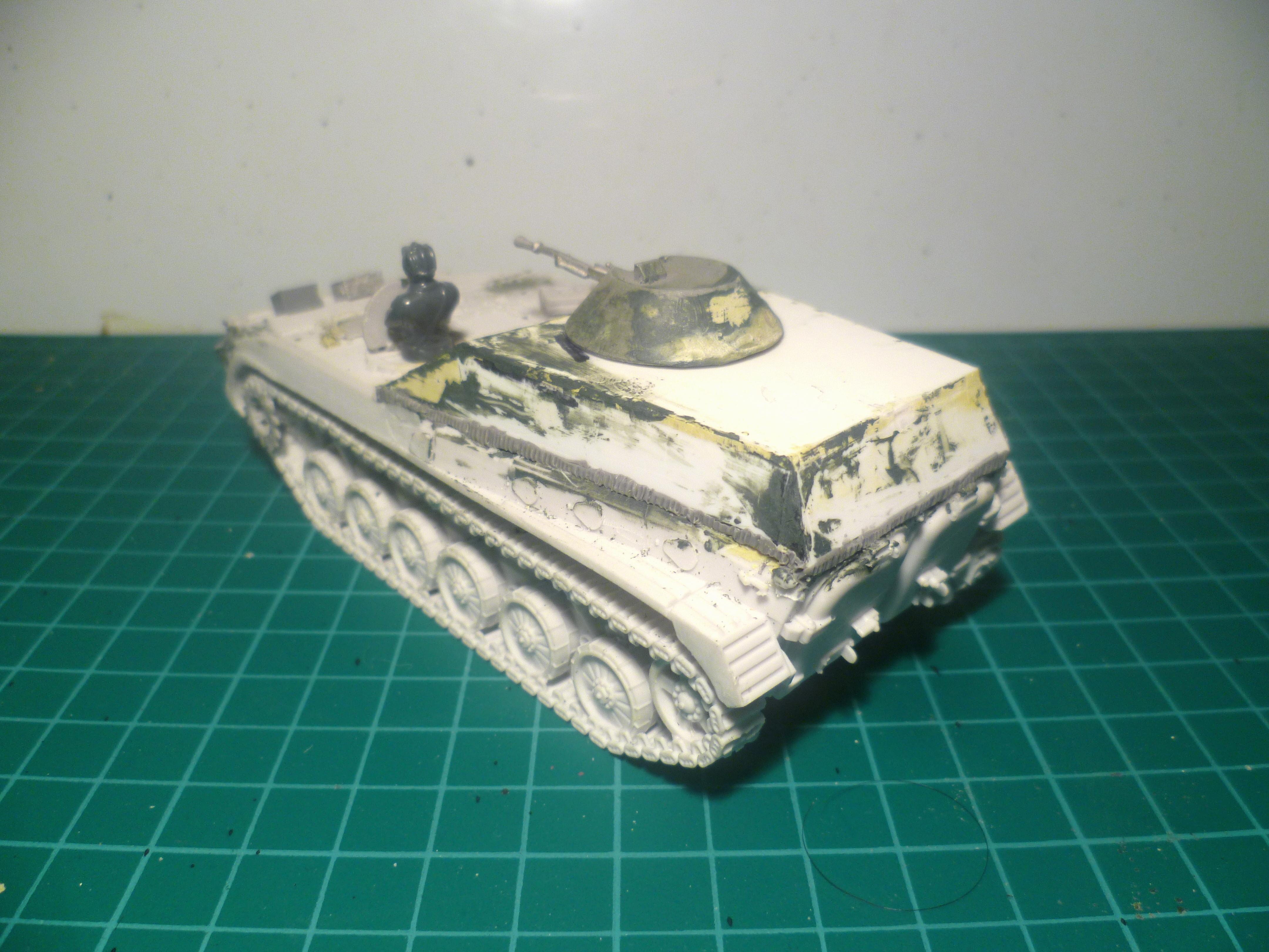 WIP Kurdish BMP-1