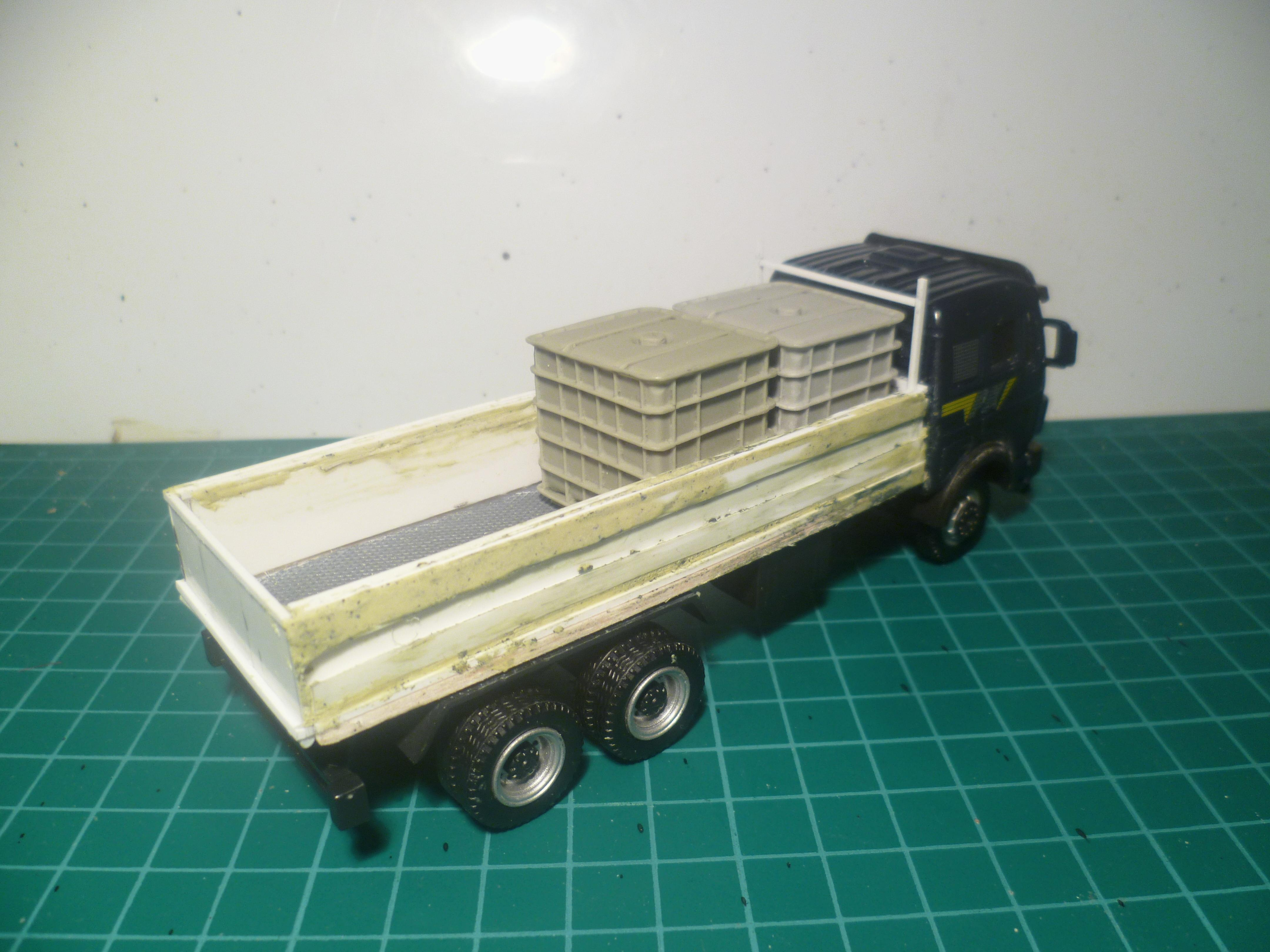 WIP Cargo Truck