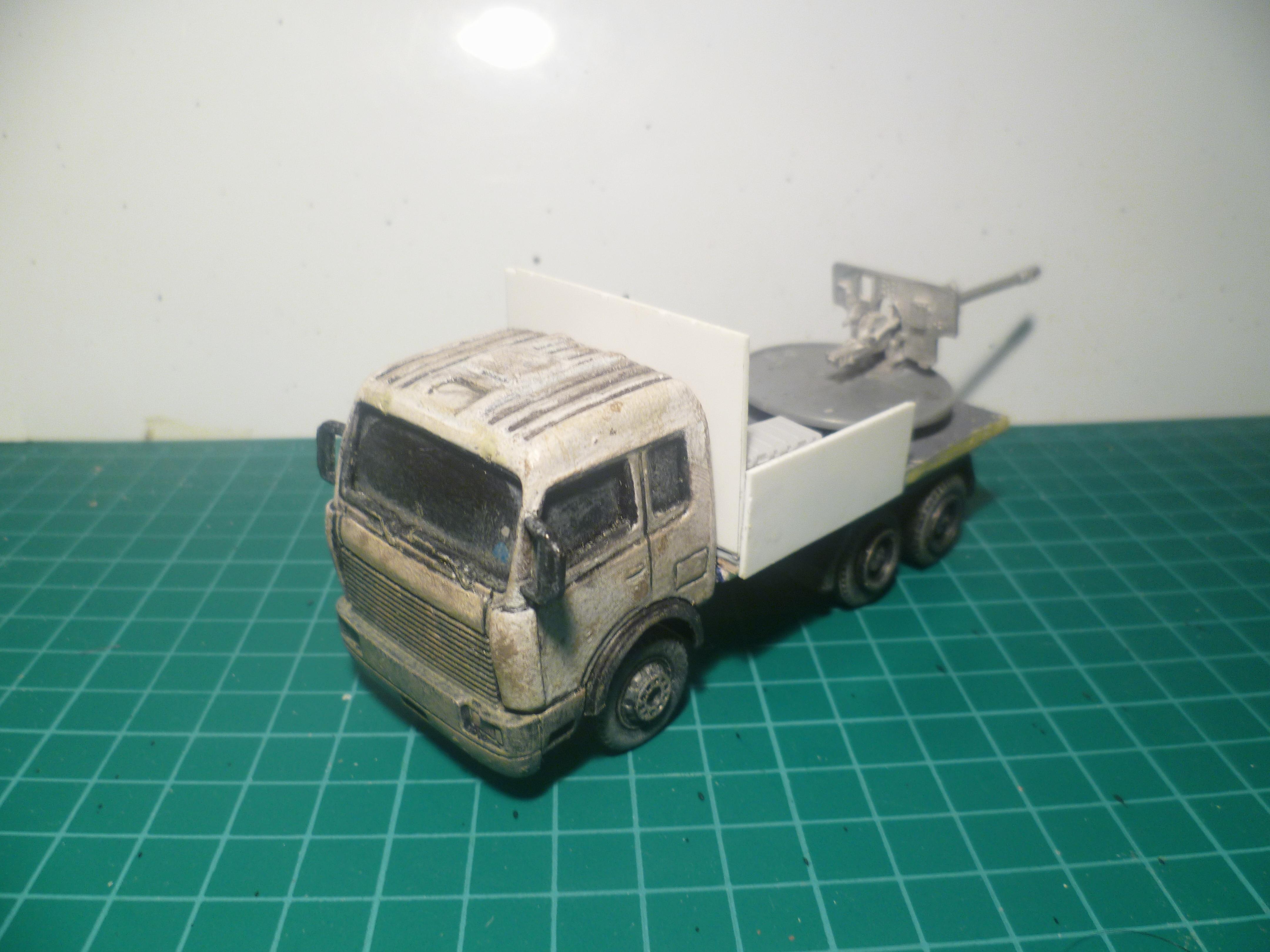 WIP Zis-3 Truck