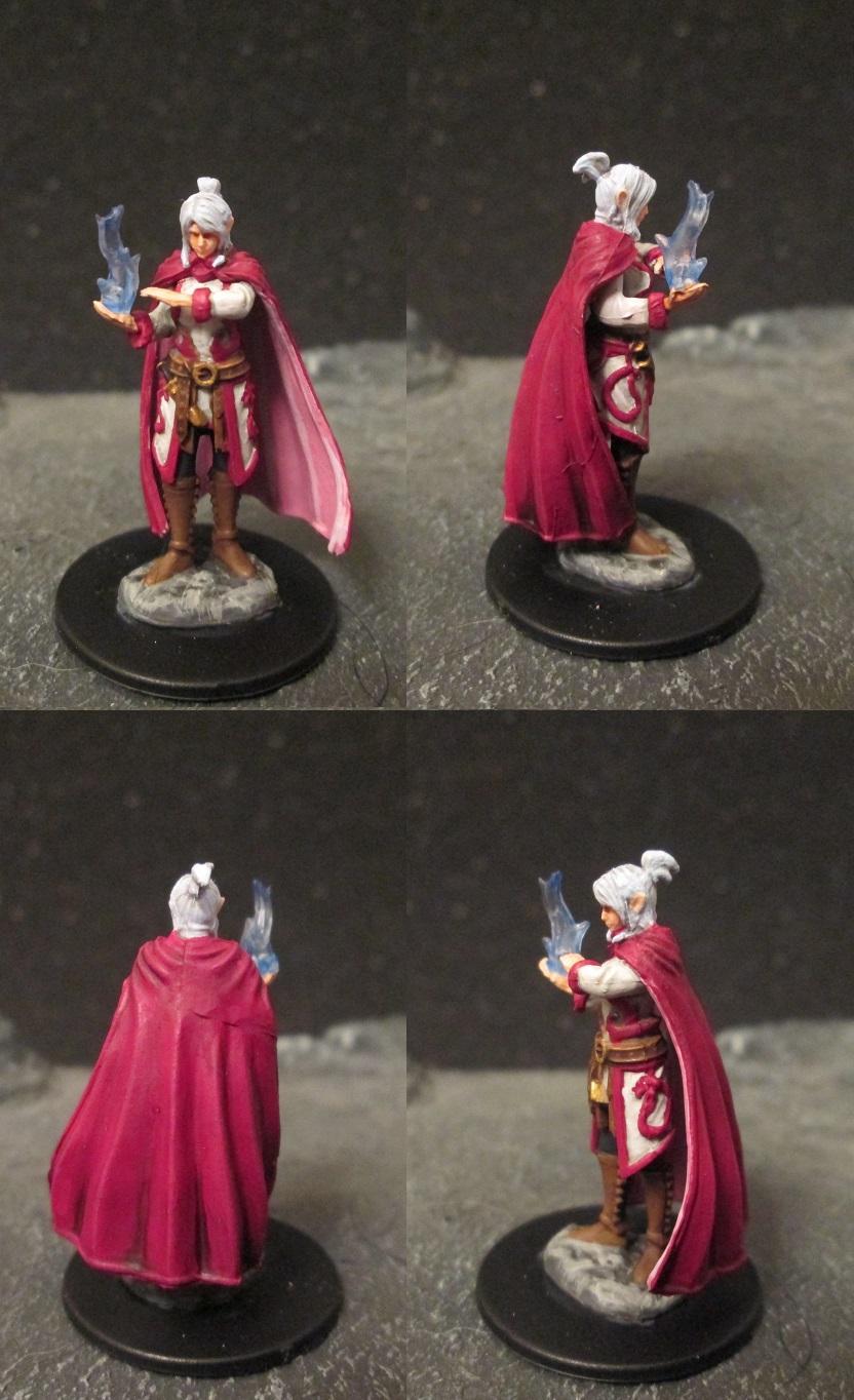 Lunar Elf Sorceress