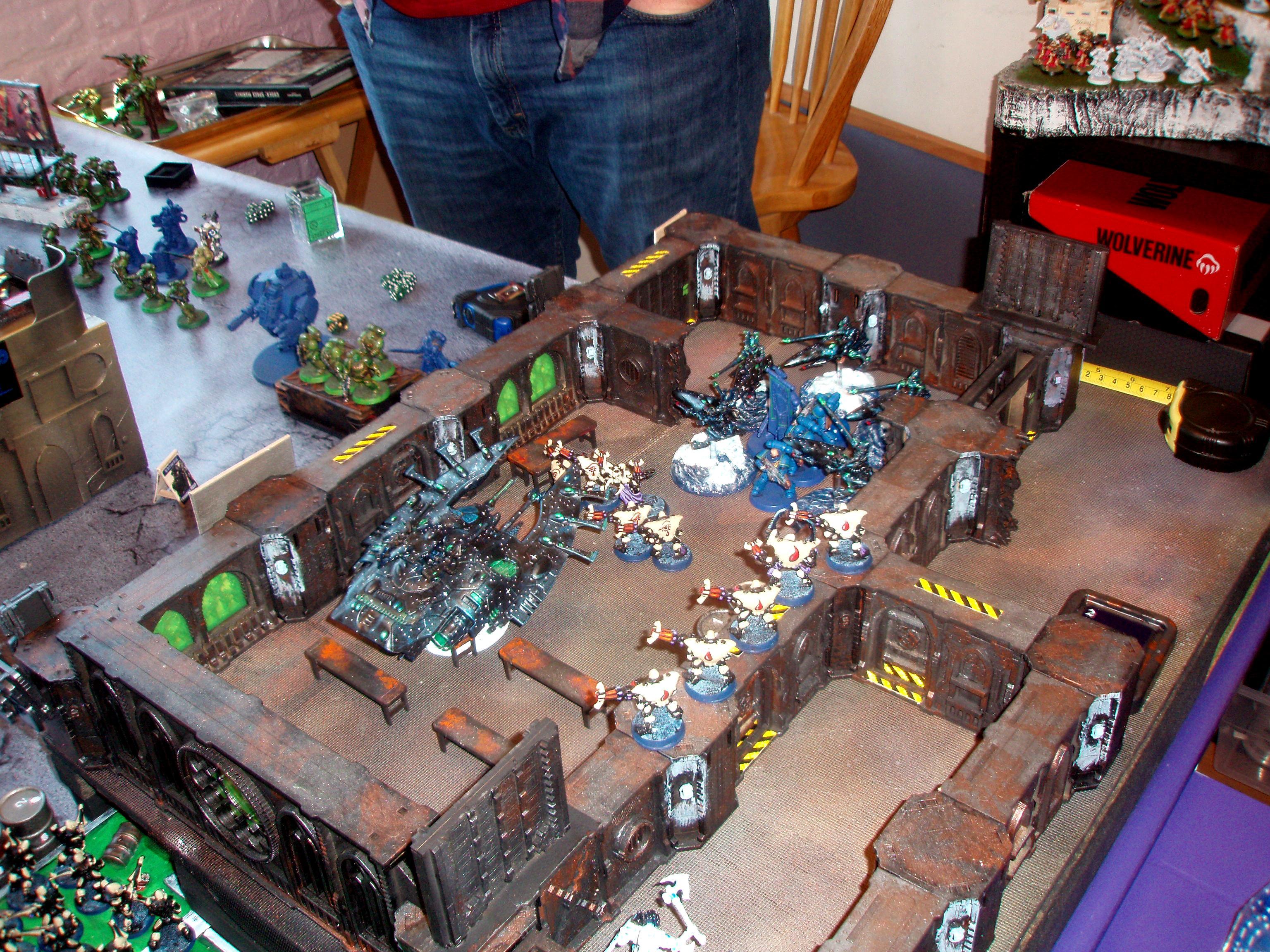 Battle, Hive City, Hive City Battle, Ulthwe, Warhammer 40,000