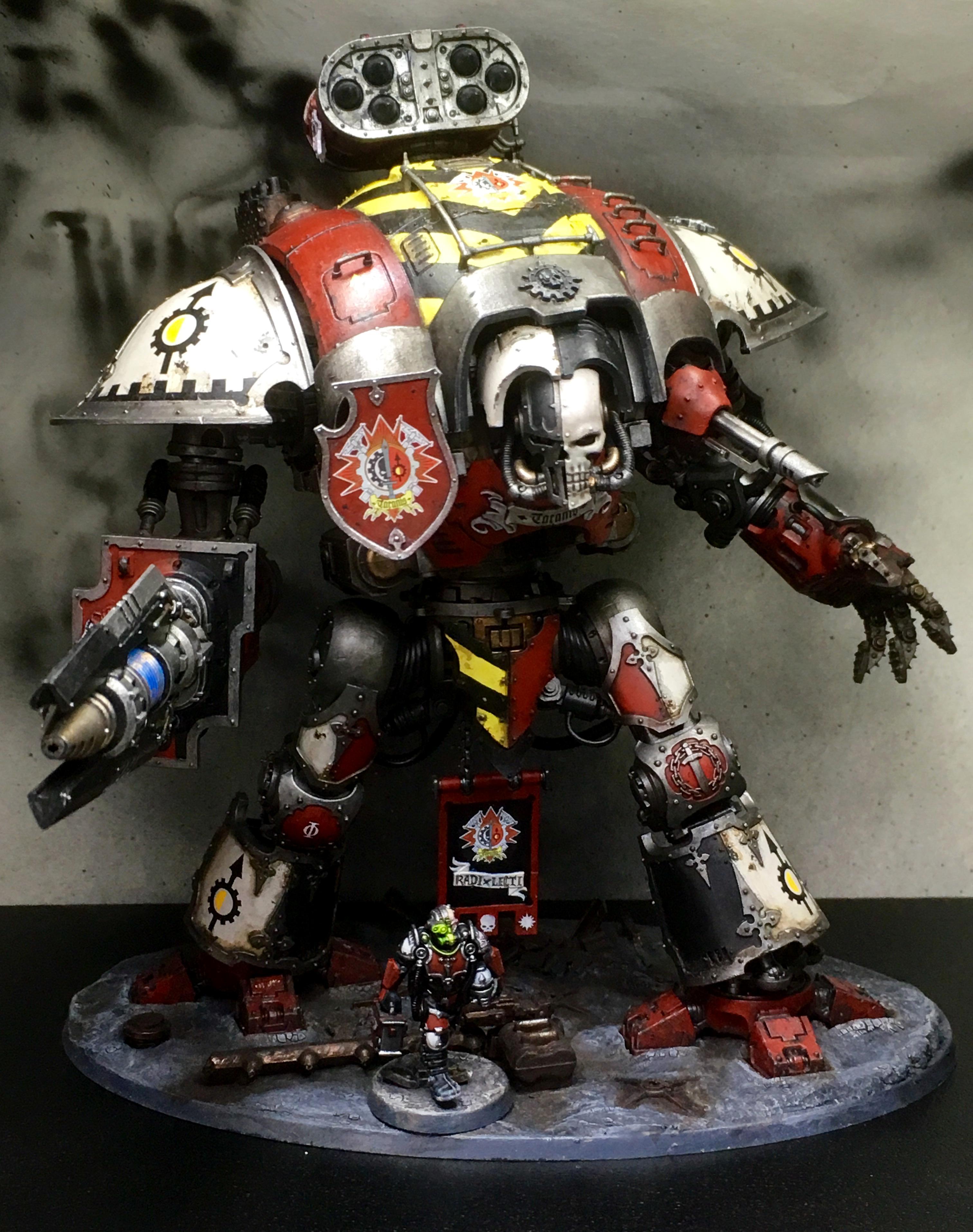 House Taranis, Imperial Knight, Knights, Mars, Mechanicus, Preceptor, Questoris, Super-heavy, Taranis, Walker, Warhammer 40,000