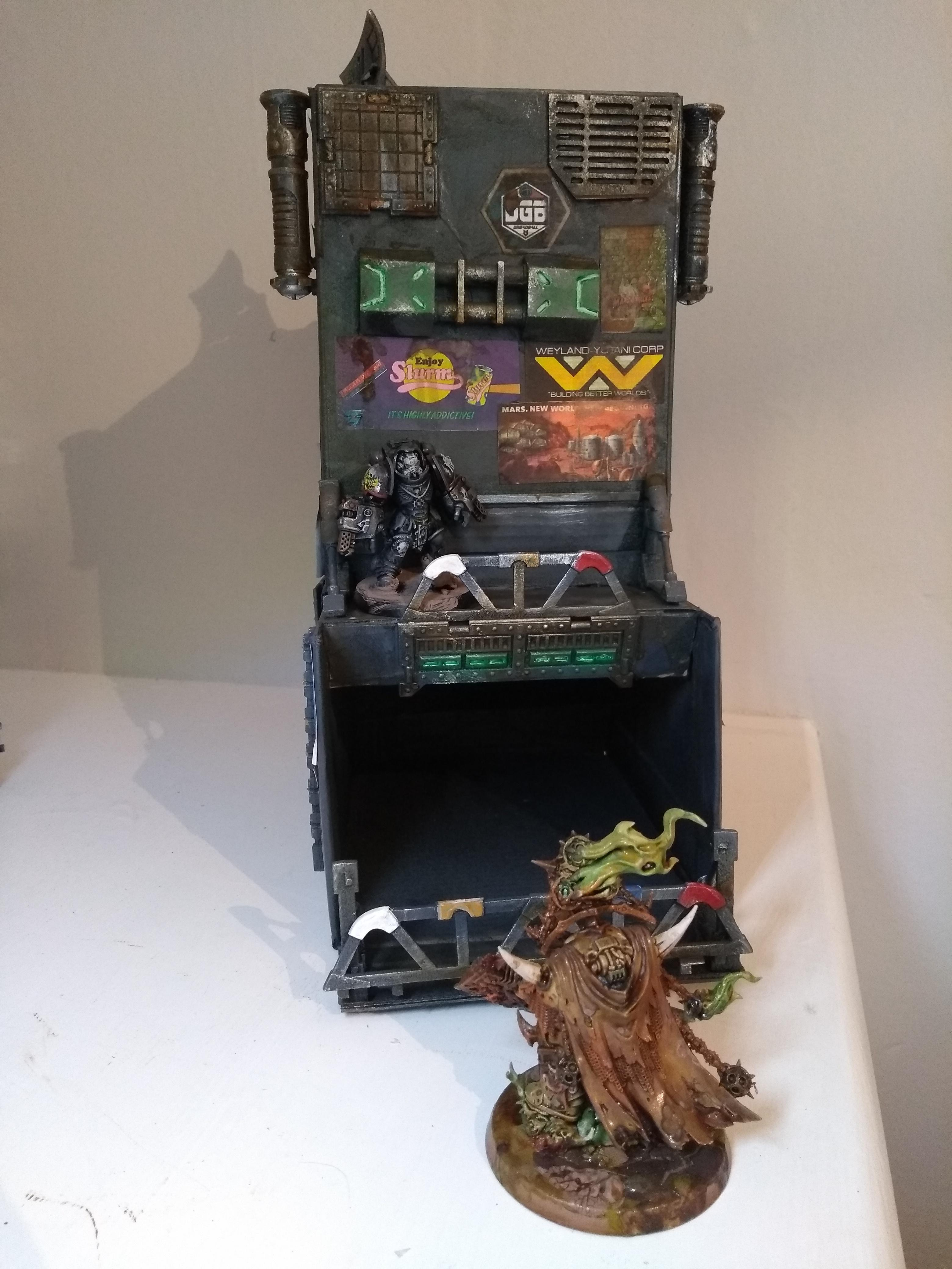Dice Tower, Dreadball