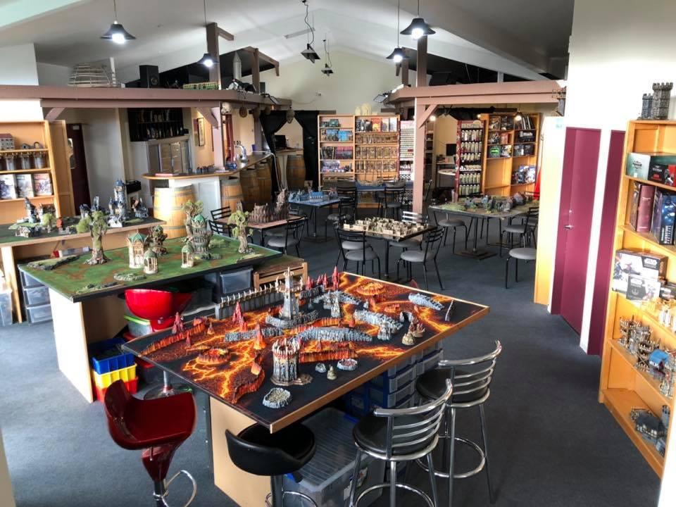 Winterdale Tavern Gaming Venue