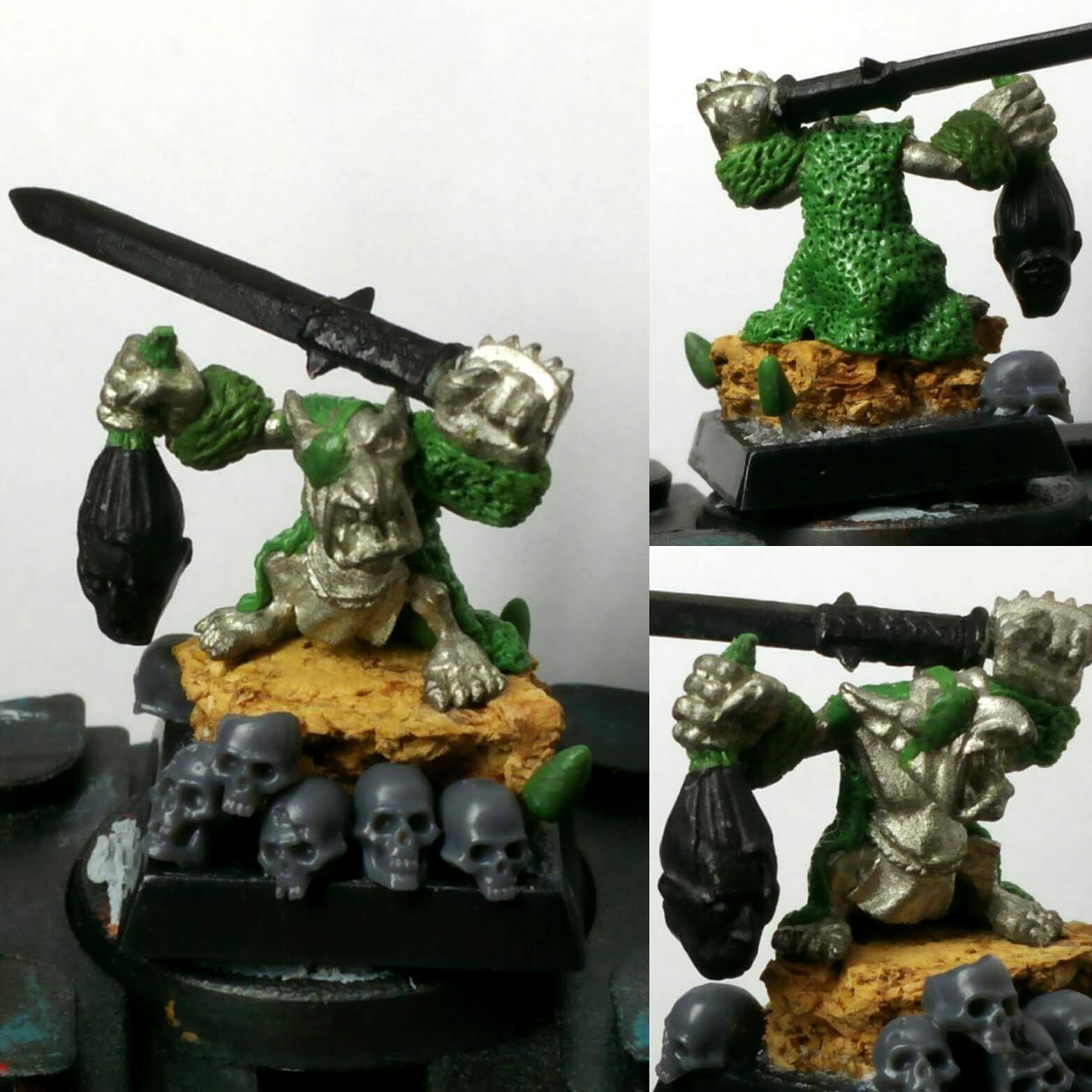 Snotling Warlord