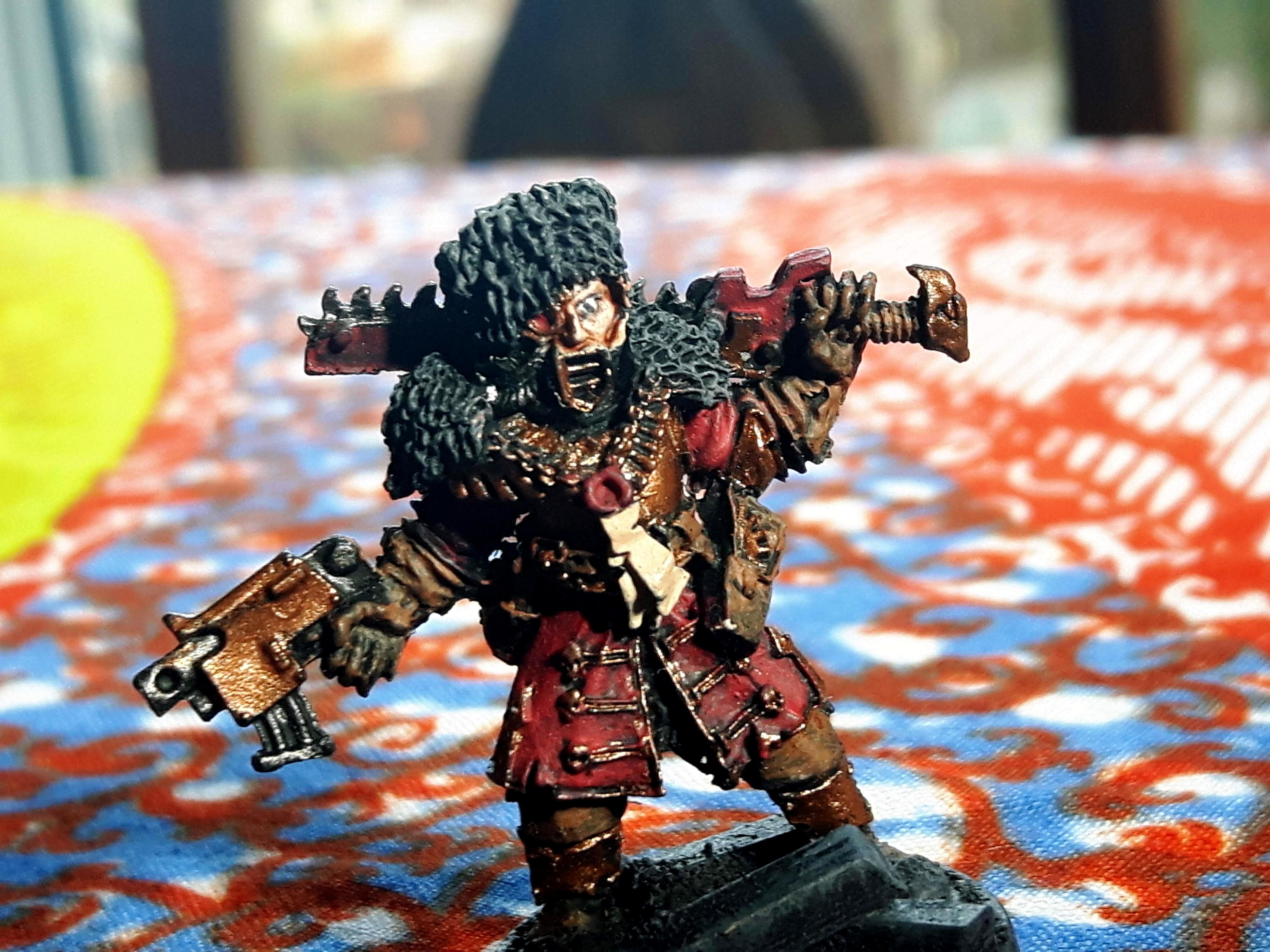 Imperial Guard, Imperium, Infantry, Models, Paint Jobs, Vostroyan