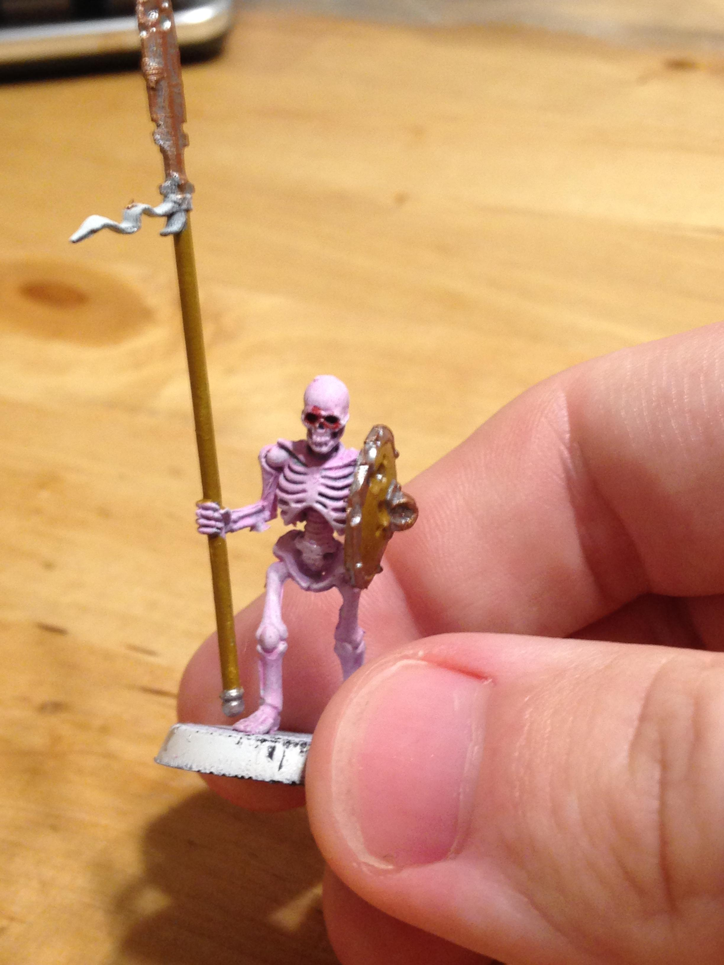 First Skeleton (Front)
