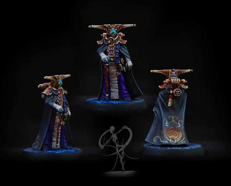 Blackstone Fortress, Imperial, Non-Metallic Metal, Object Source Lighting, Warhammer 40,000, Warhammer Quest