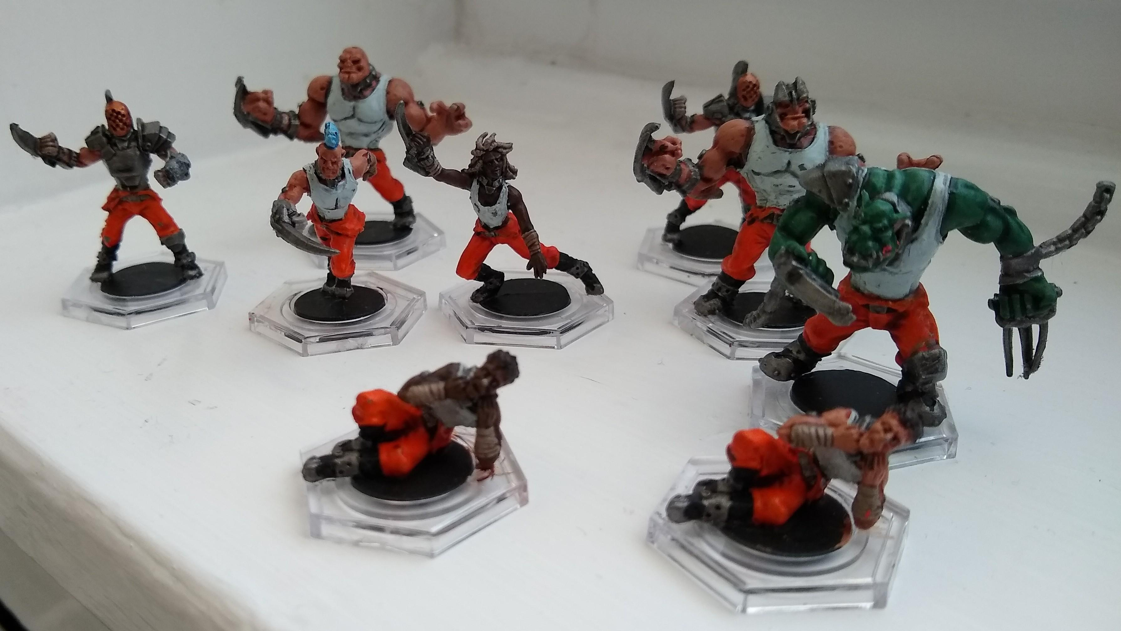 Convicts WIP
