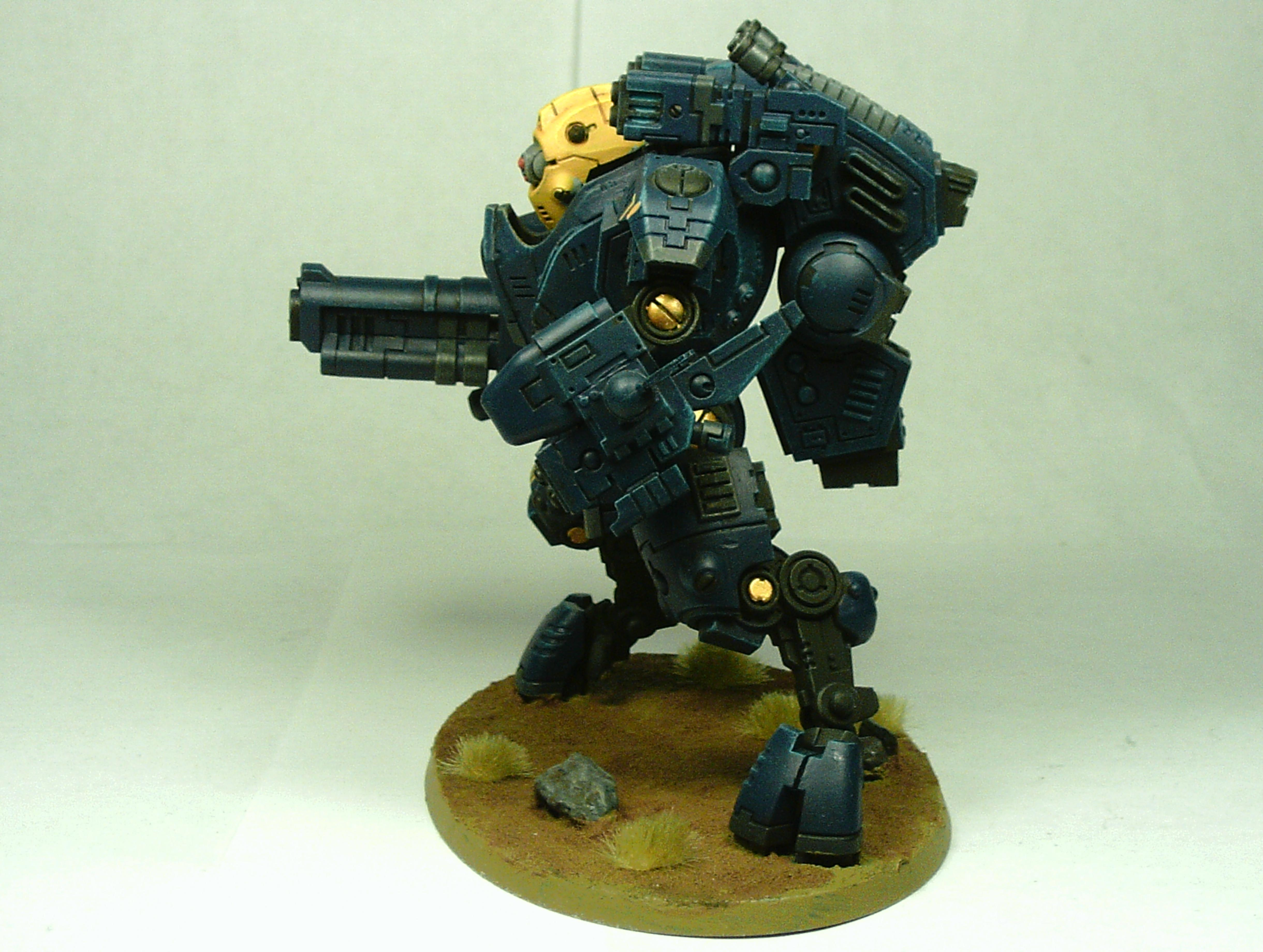 Battlesuit, Drone, Empire, Ghostkeel, Mecha, Robot, Stealth, Tau