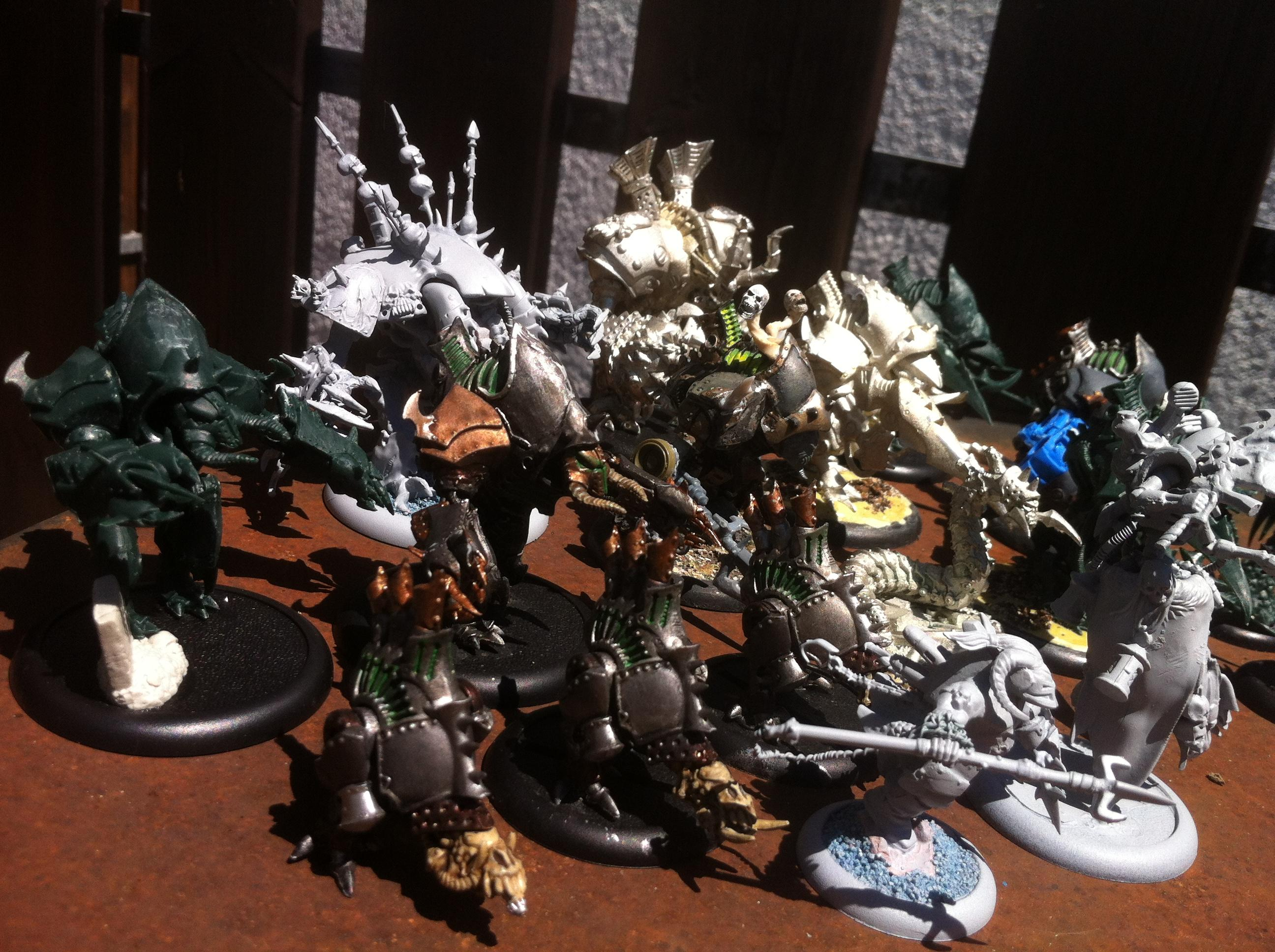 Cryx, Cygnar, Khorne, Monster, Protectorate Of Menoth, Protectoriat, Scratch Build, Warcaster, Warjack