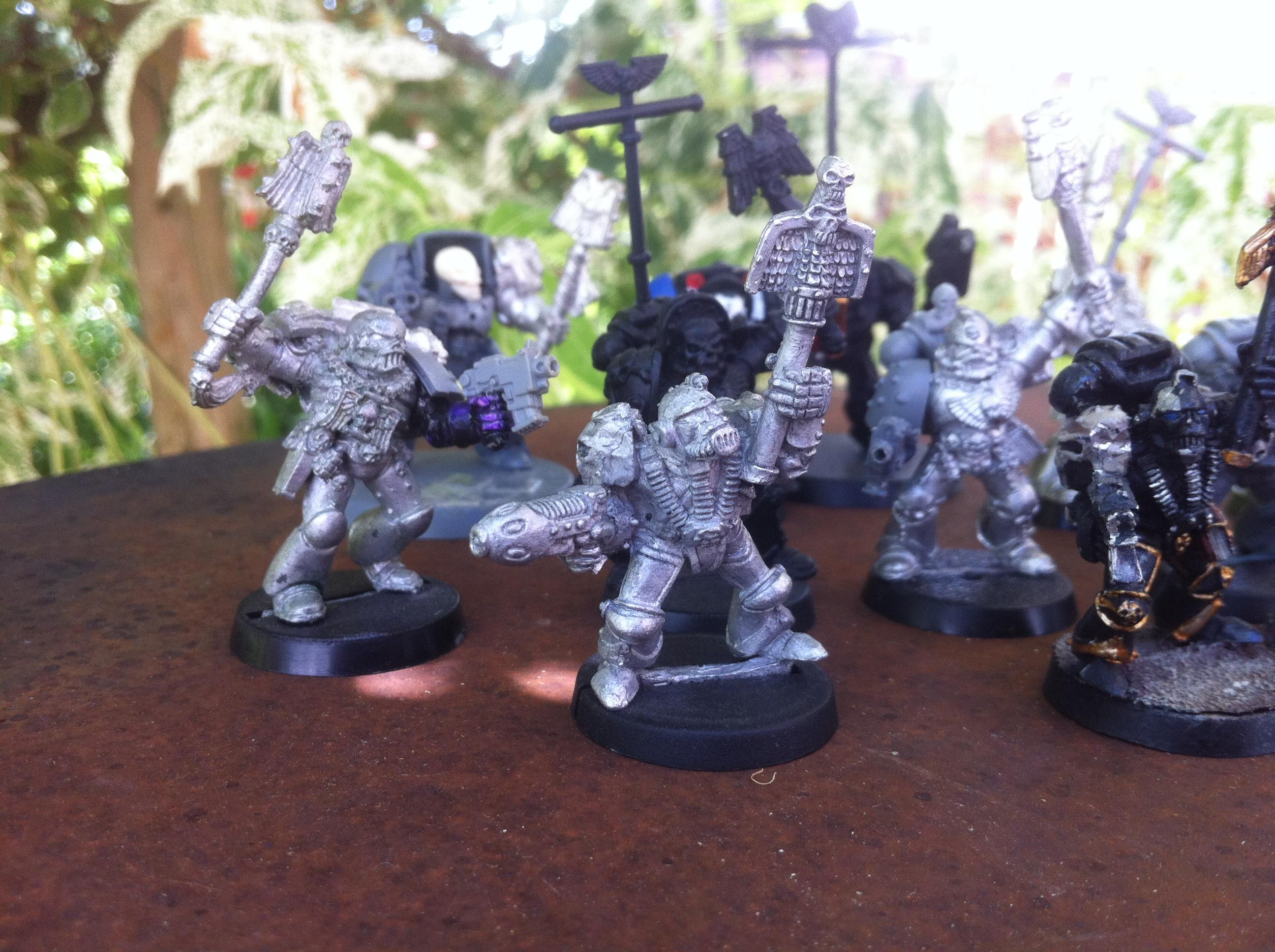 Chaplain, Old, Oldhammer, Rougue, Space Marines, Trader