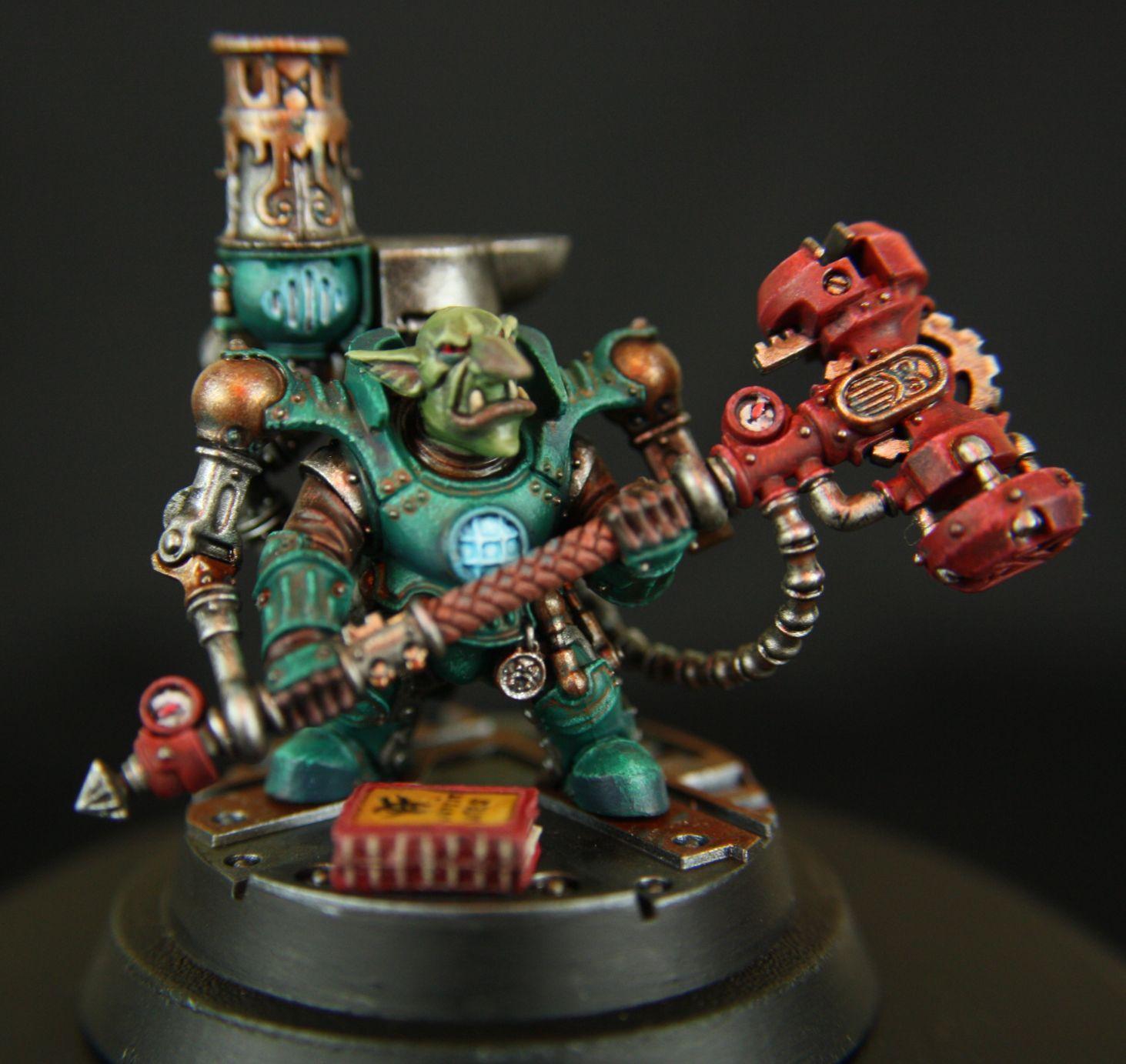 Goblins, Grots, Hammer, Killteam, Object Source Lighting, Power