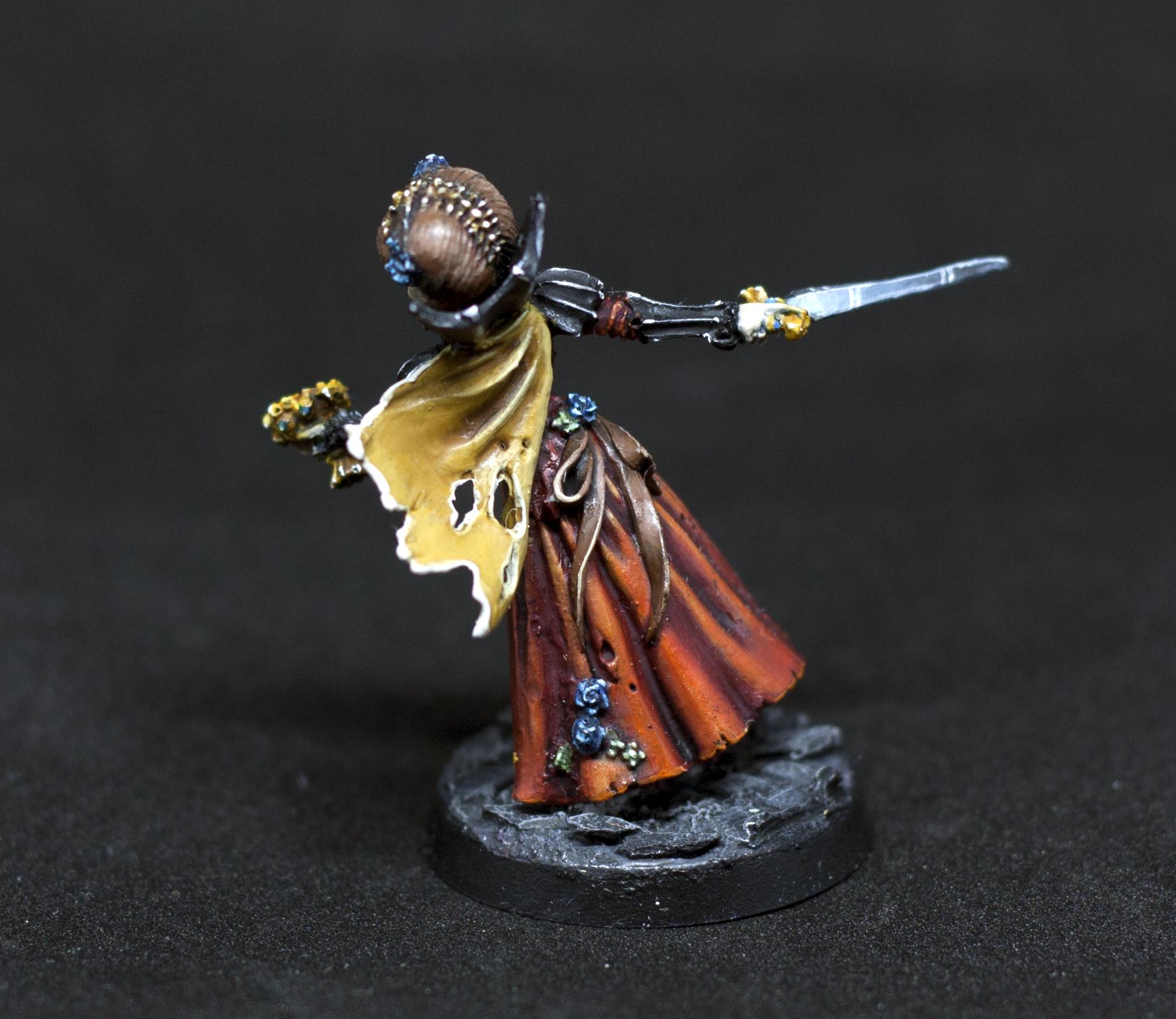 Isabella, Mordheim, Undead, Vampire, Von Carstein
