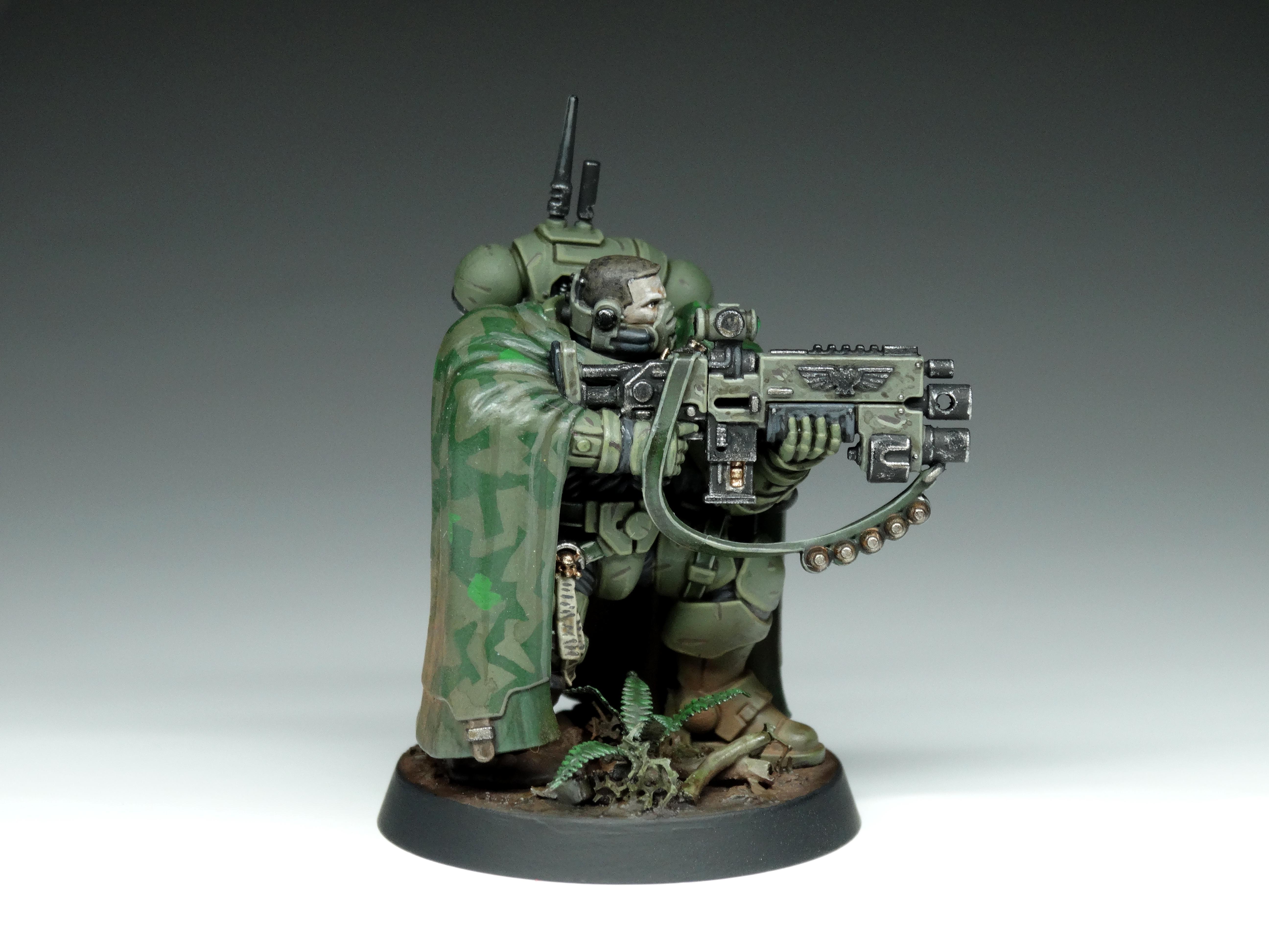 Adeptus Astartes, Conversion, Killteam, Kitbash, Primaris, Raptors, Space Marines, Warhammer 40,000