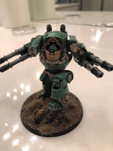 Relic Contemptor Dreadnought 1