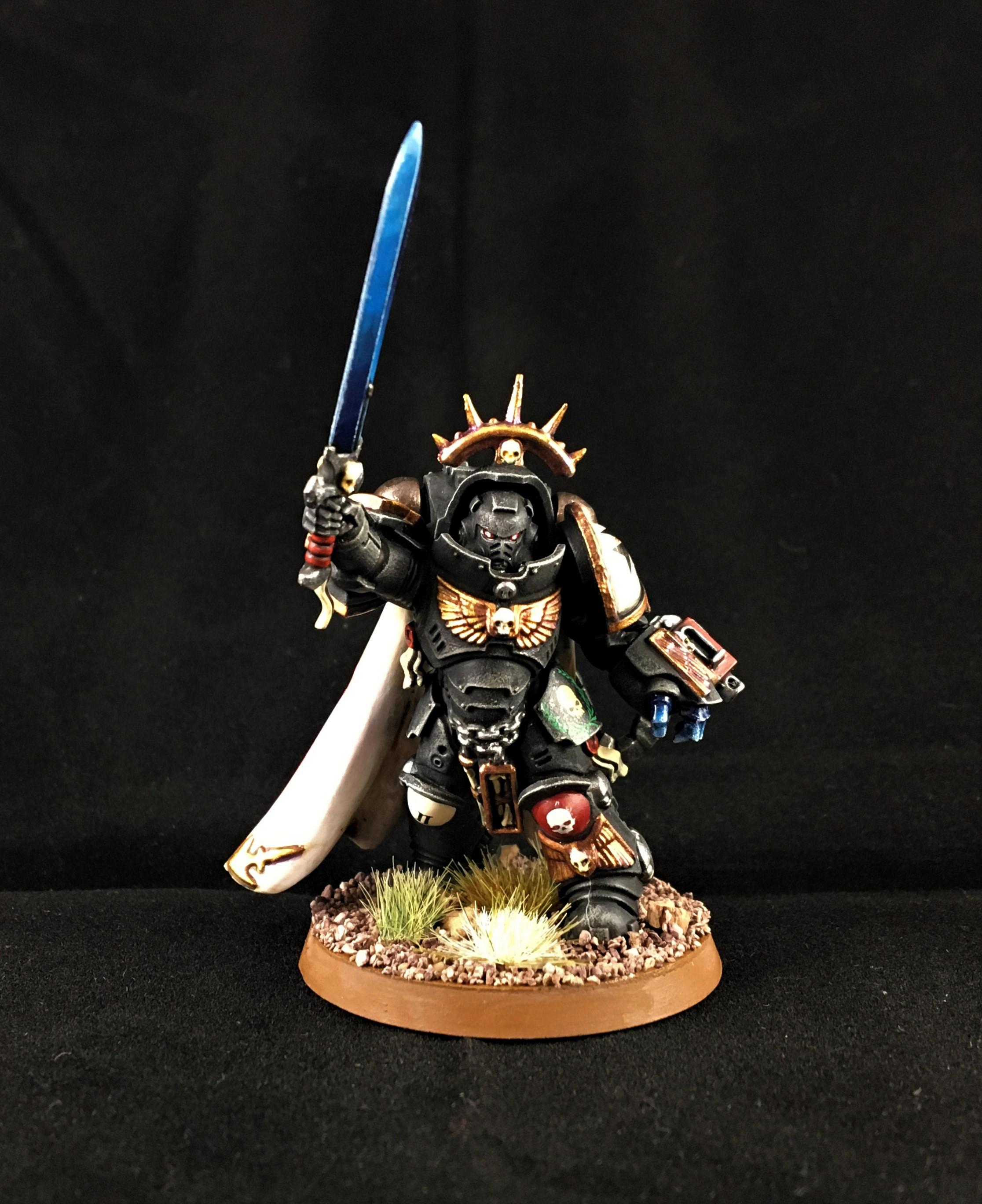 Black Templar Primaris, Black Templars, Templars