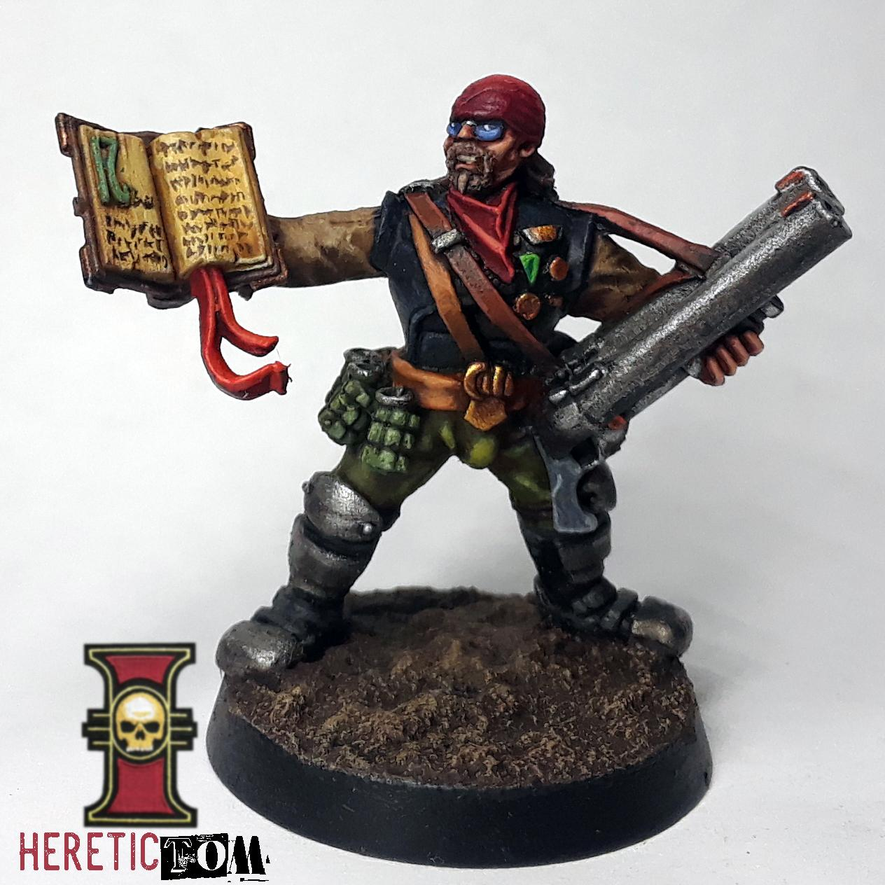 Inquisition, Necromunda, Orlock, Specialist Games, Warhammer 40,000