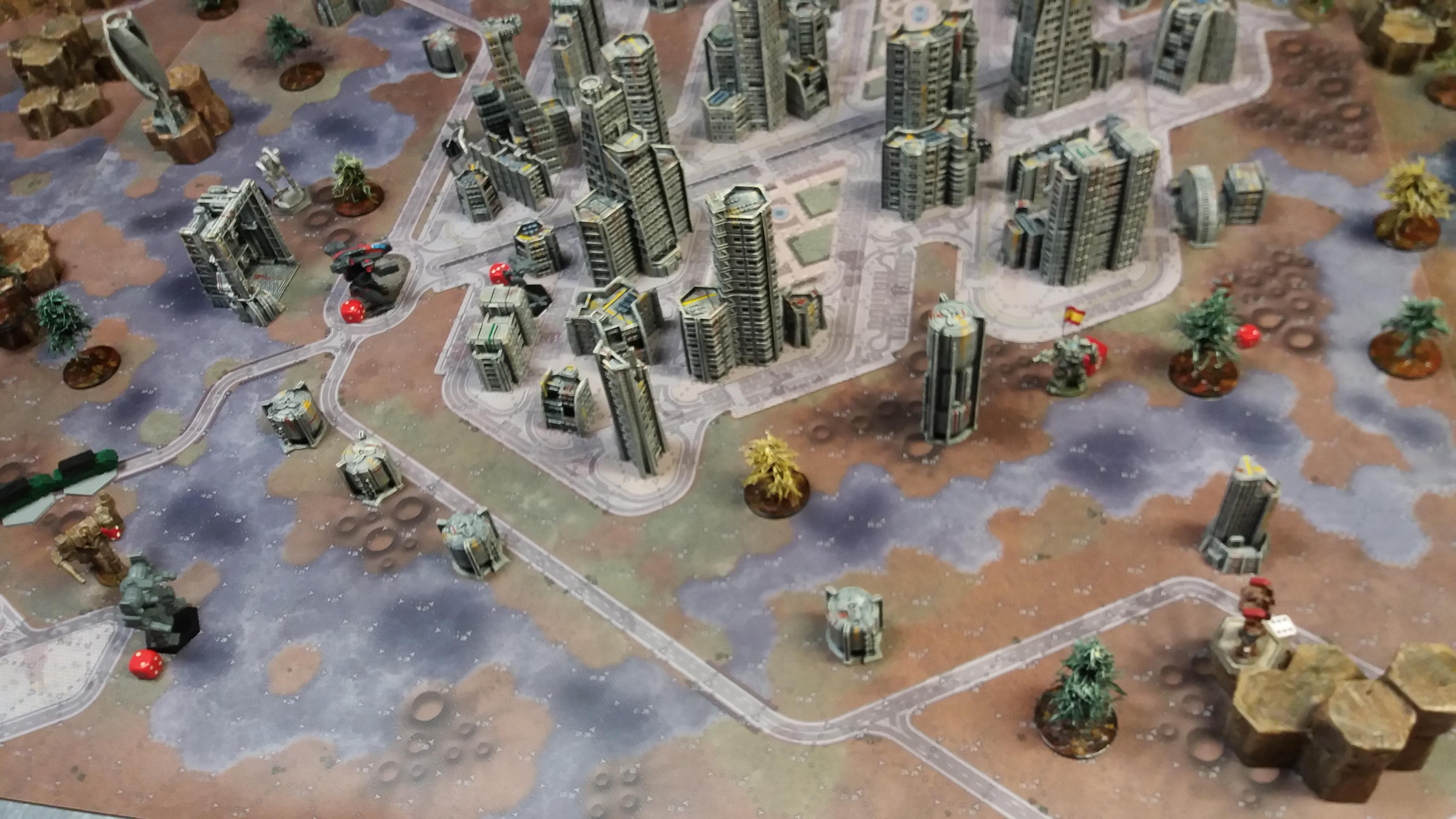 Battletech, City, Hex, Mech, Mechwarrior, Tabletop, Terrain, Terrain