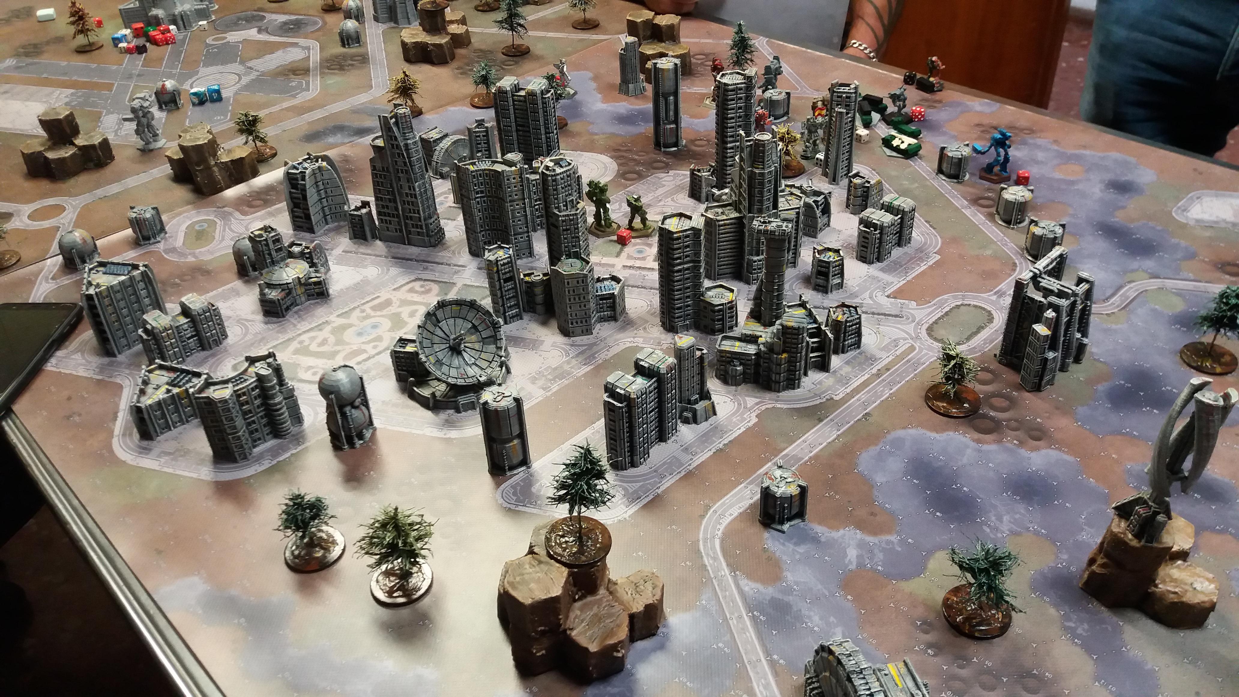 Battletech, City, Hex, Mech, Mechwarrior, Tabletop, Terrain, Terrain