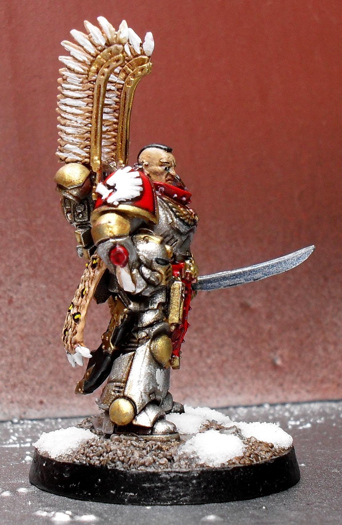 Amulius, Lieutenant, Primaris, Winged Hussar