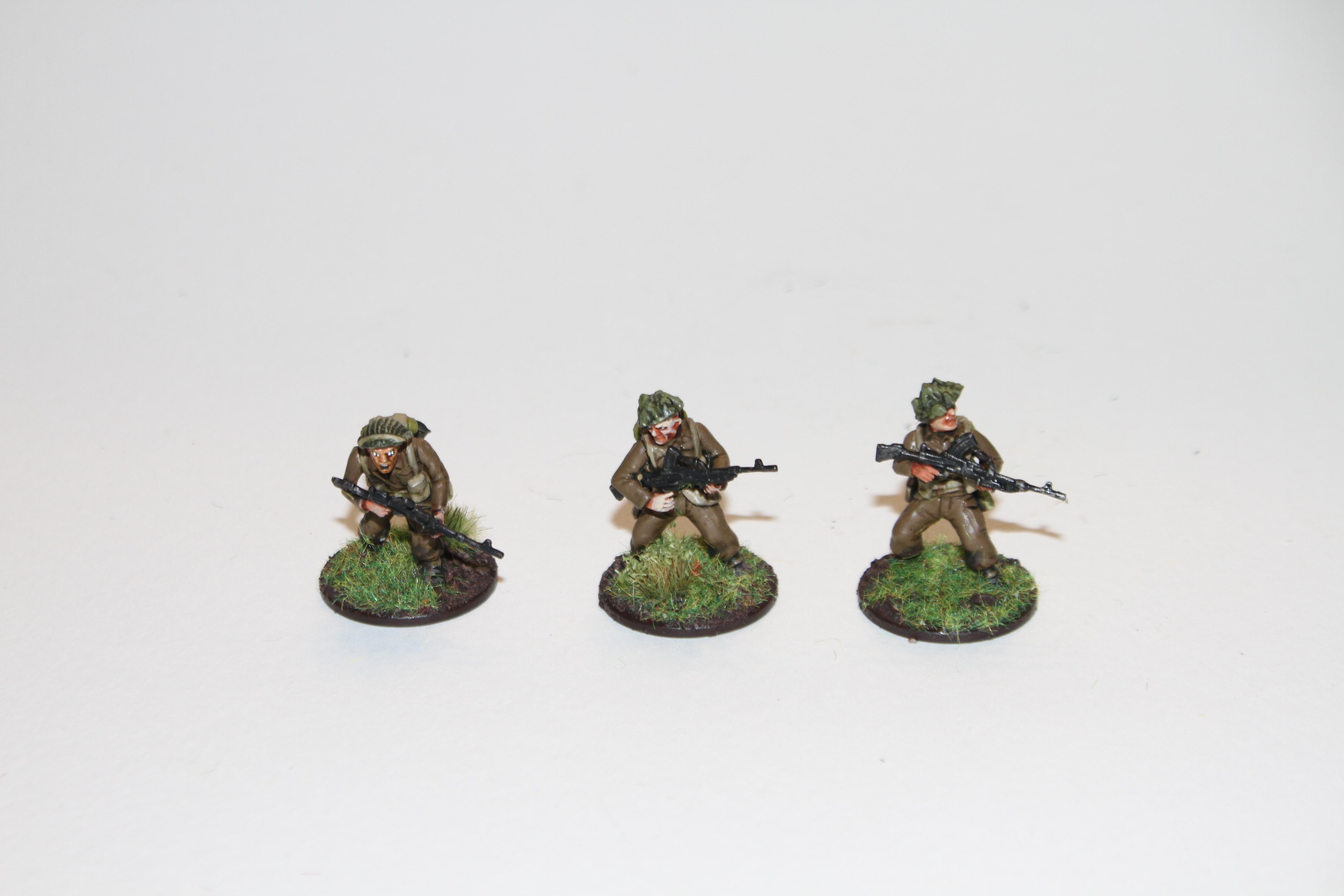 Bolt Action, British, Green, Historical, Machinegun, Warlord, World War 2