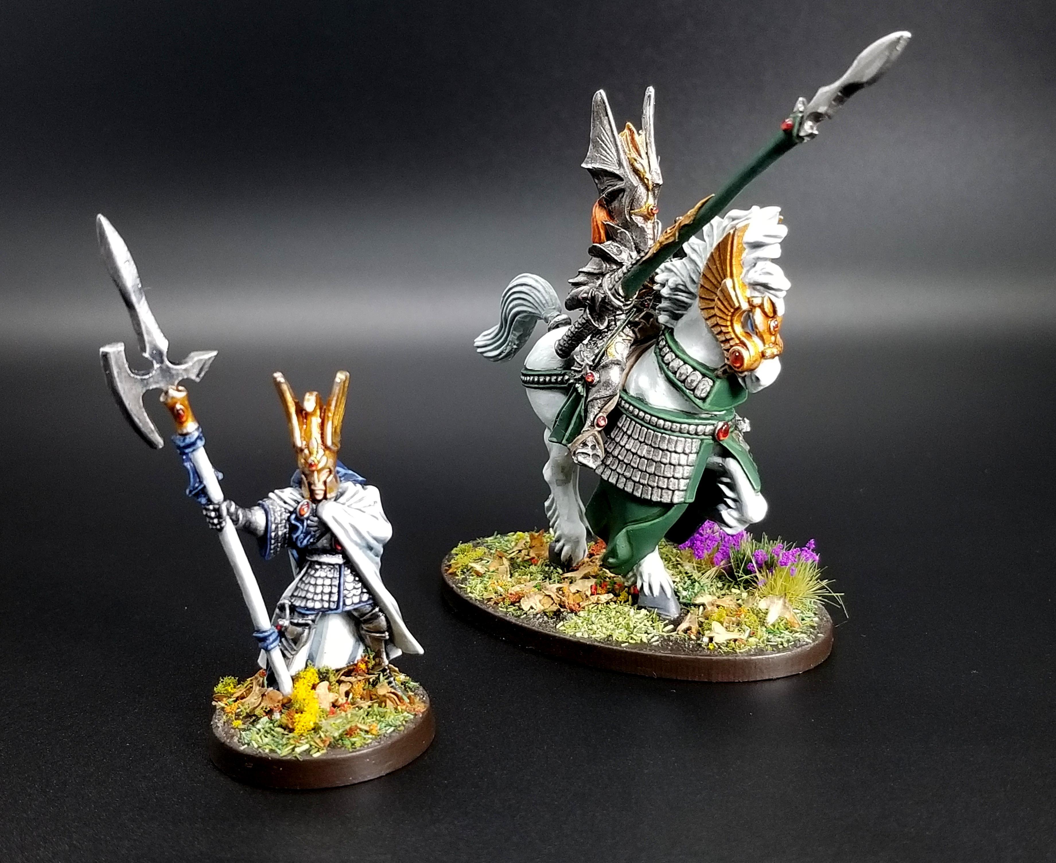 Aelves, Dragon Prince, High Elves, Phoenix Guard, Phoenix Temple