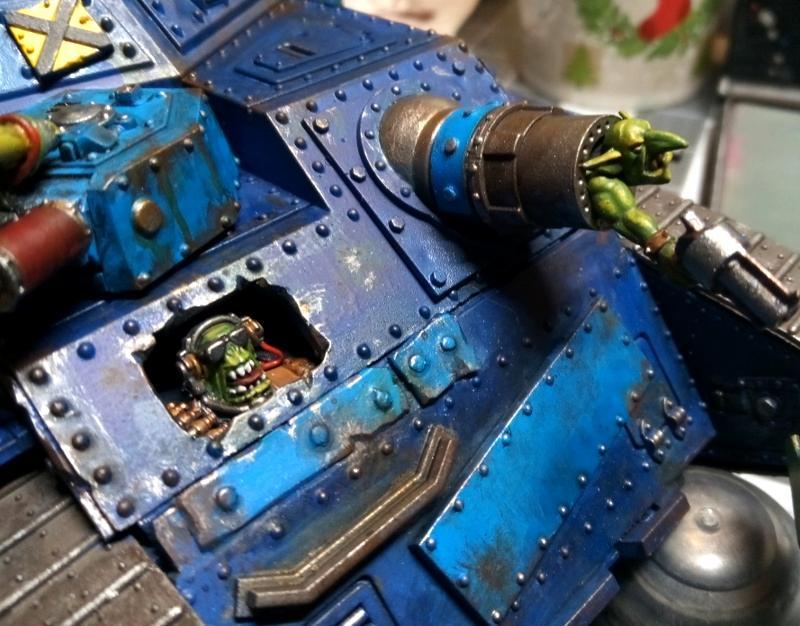 Kill Tank, Orks, Kill tank driver