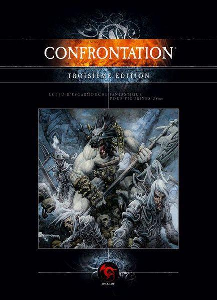 Confrontation, Francais, Rackham