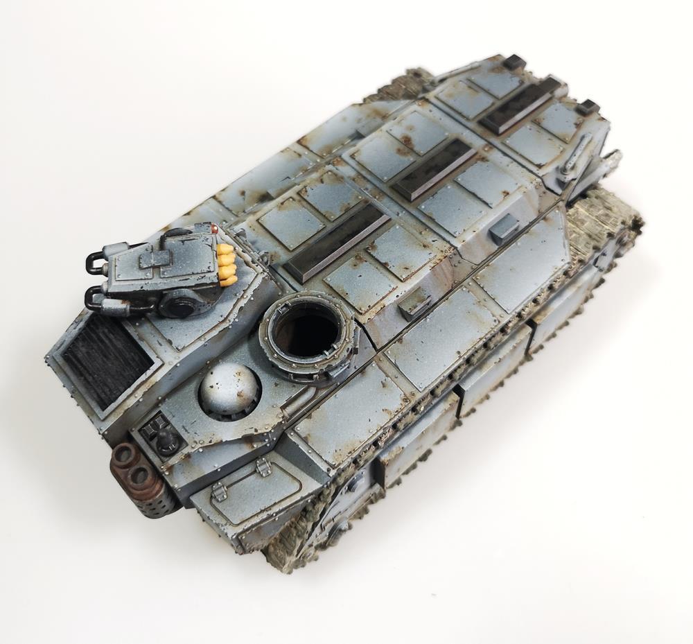 Chimera, Mortian, Tank