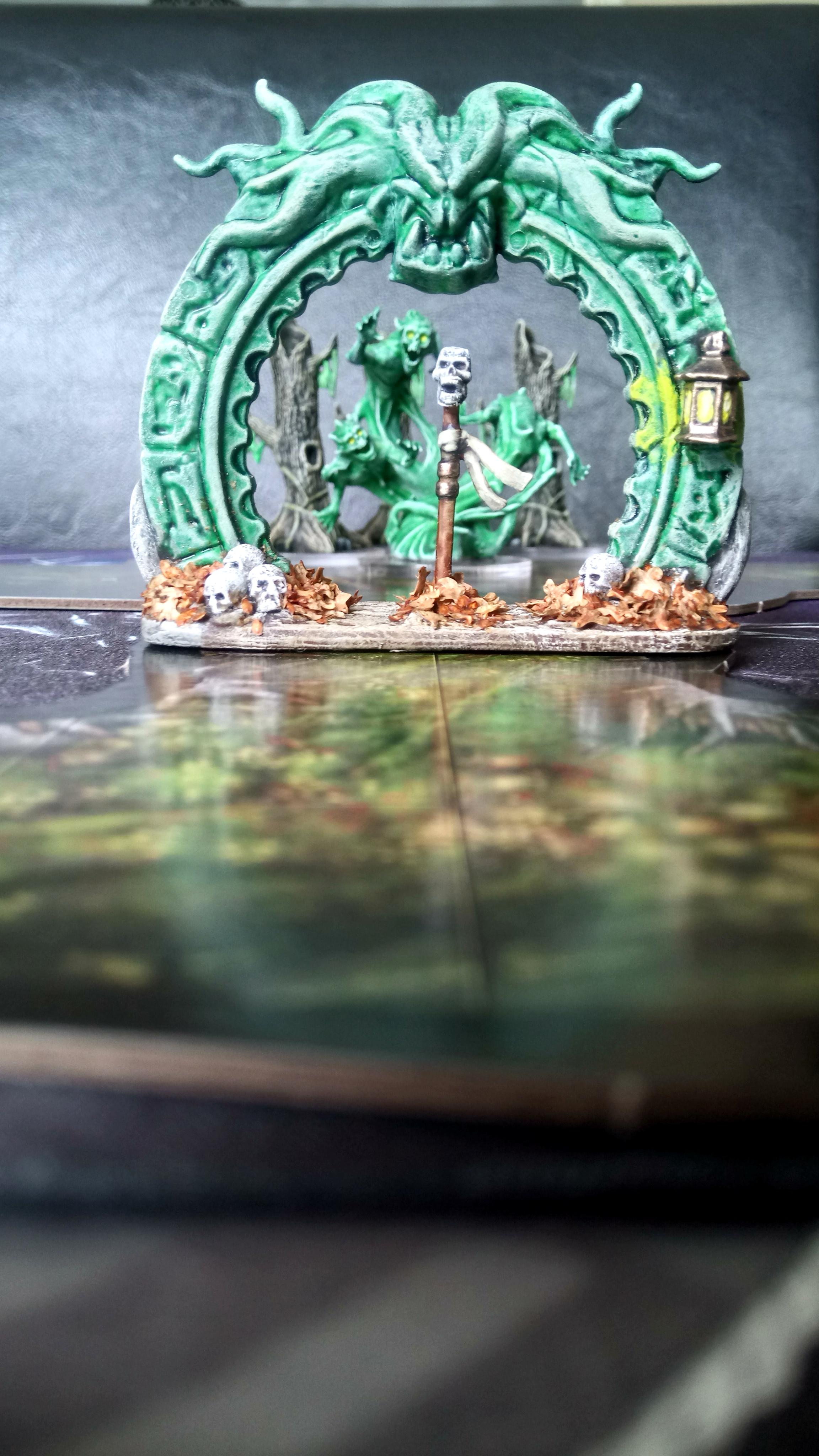 Forest of the Dead doorway