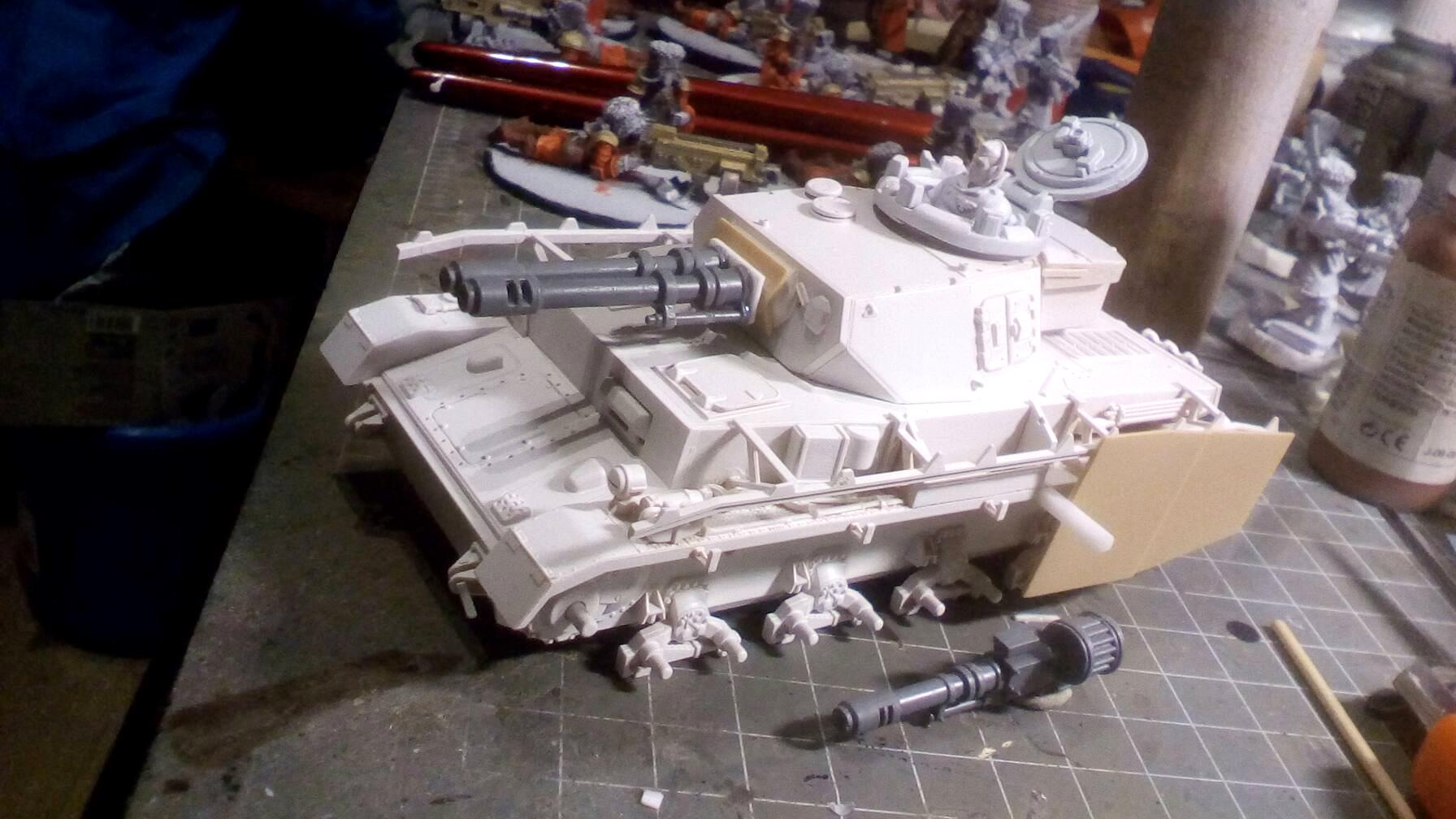 Carnodon, Conversion, Guard, Panzer Iv