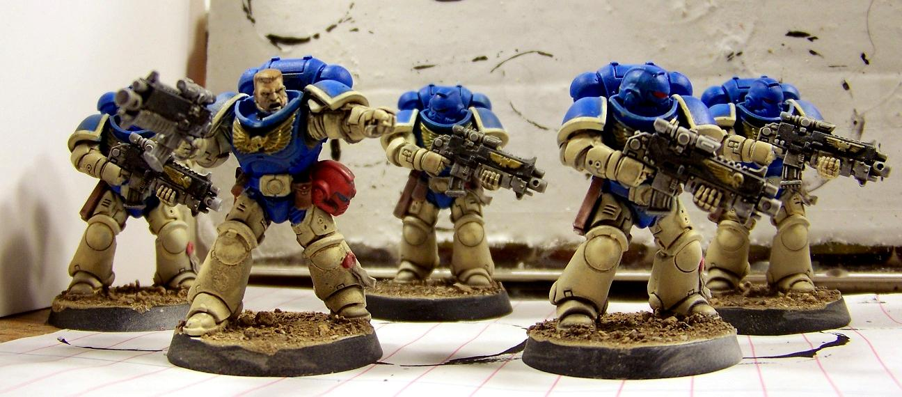 Primaris, Space Marines, Warhammer Fantasy