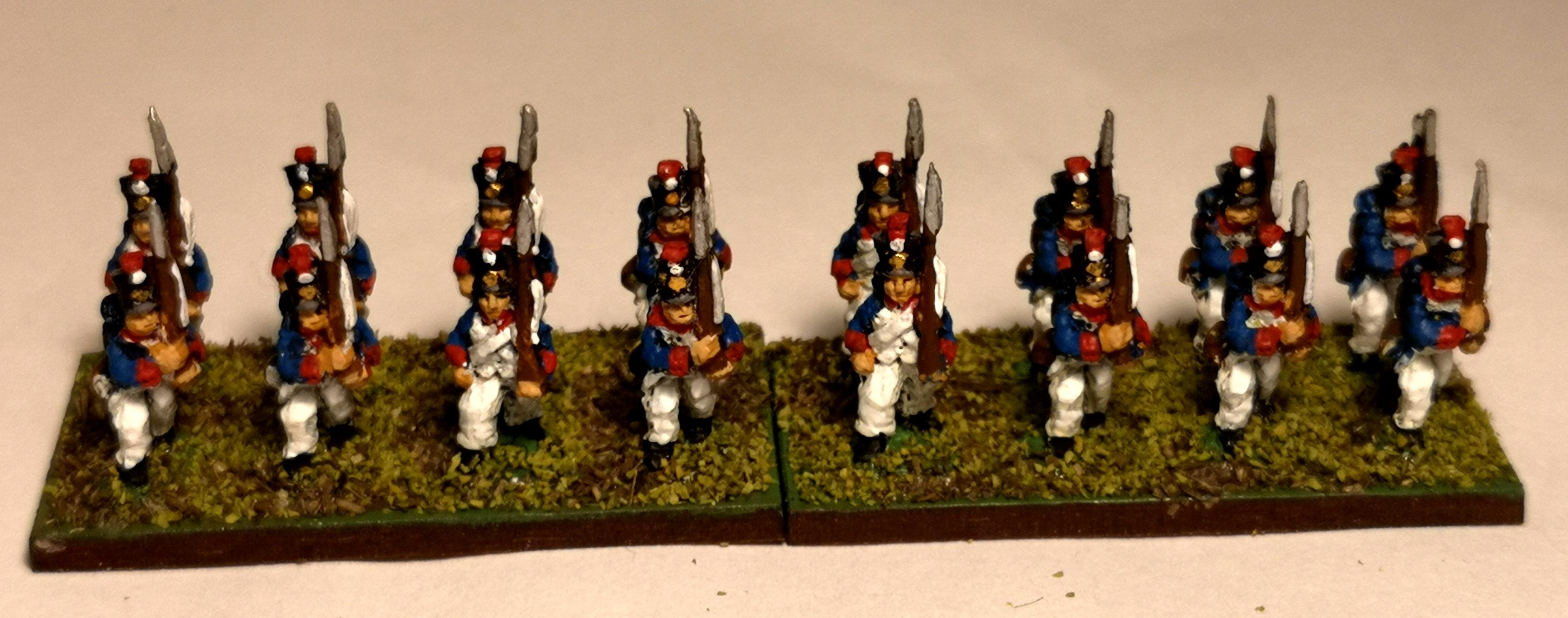 French, Napoleonics, French fusiliers
