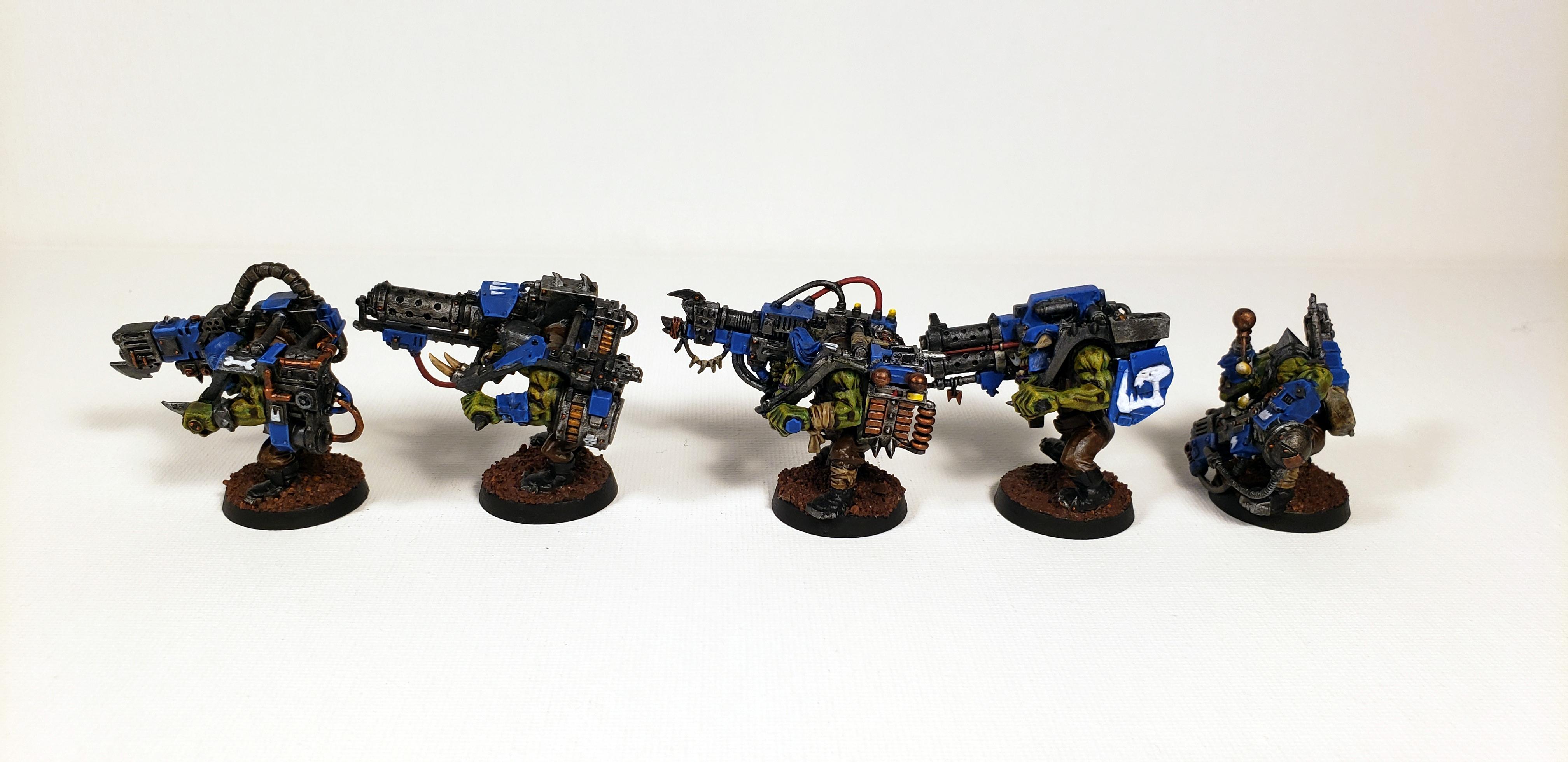 Deathskulls, Lootas, Orks
