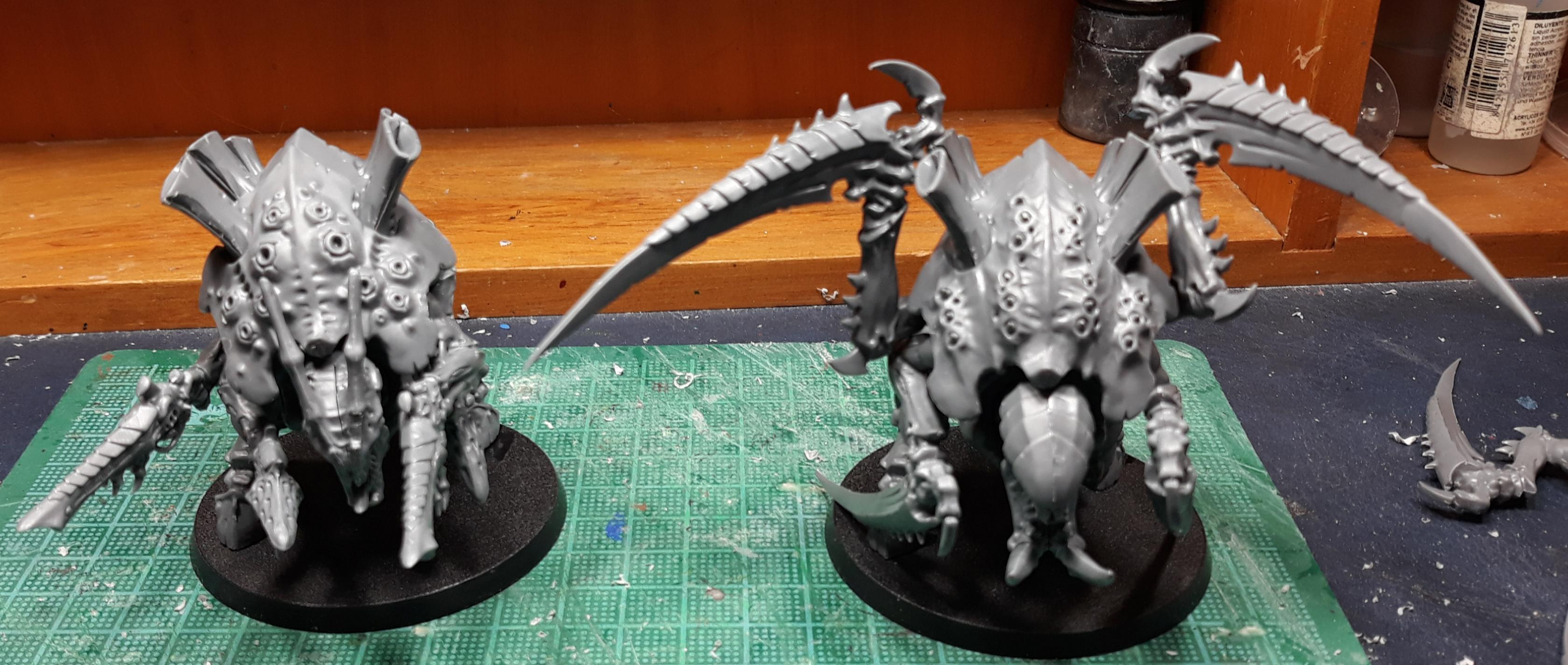 Carnifexes WIP 1 front