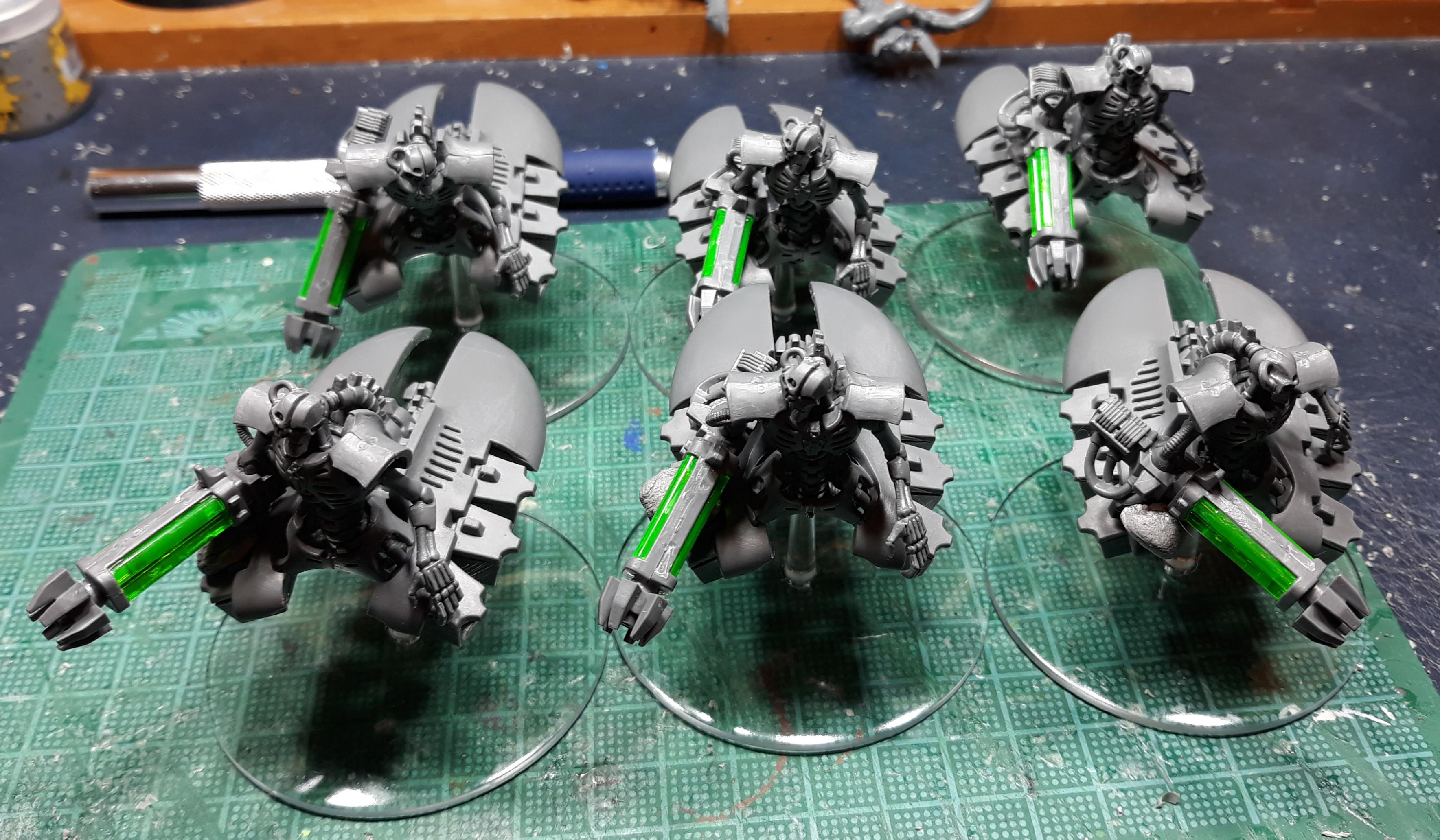 Destroyers WIP 1 all done