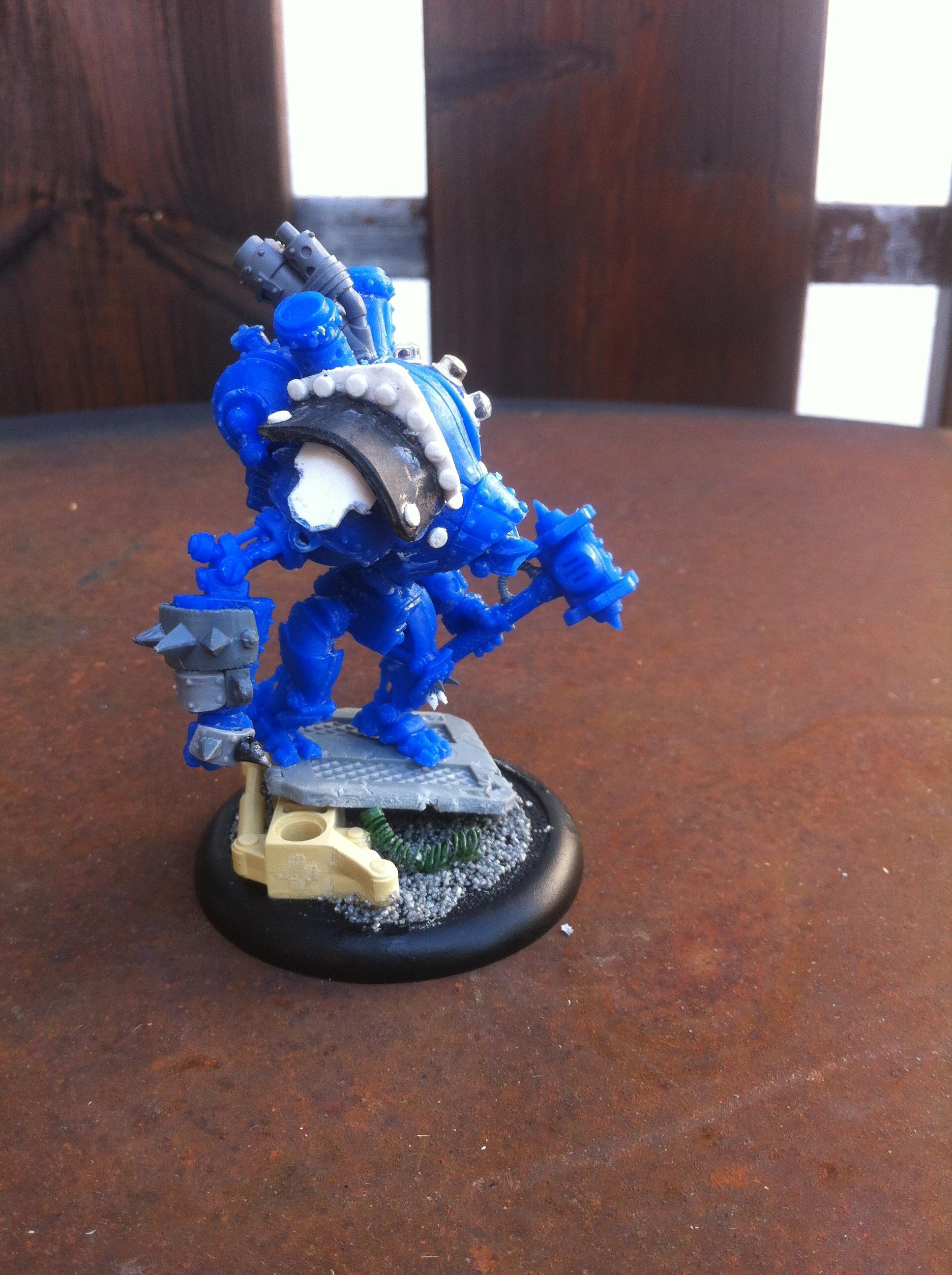 Charakter, Cygnar, Ol´, Rowdy, Scratch Build, Warjack