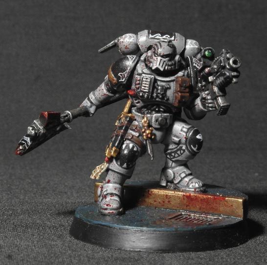 Carcharodons, Lieutenant, Primaris, Vanguard, Warhammer 40,000