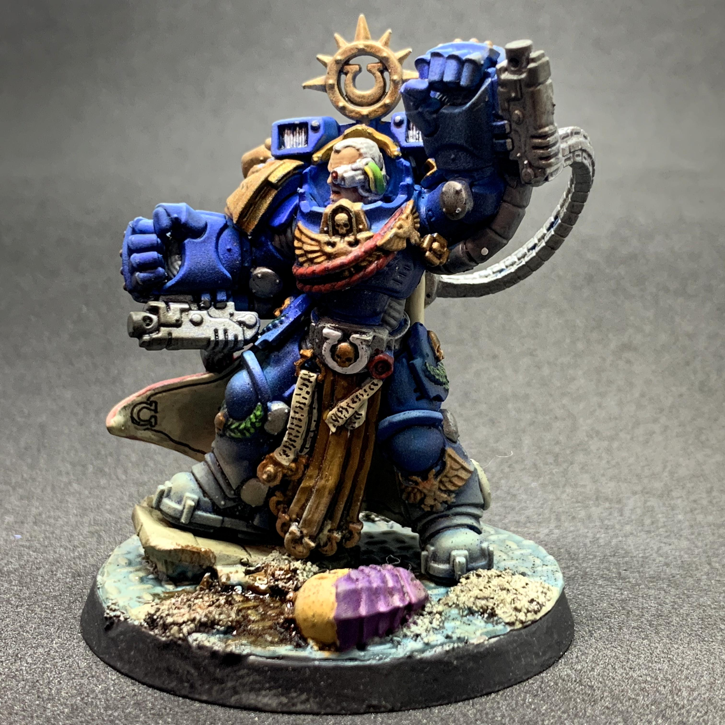 Calgar, Primaris, Warhammer 40,000