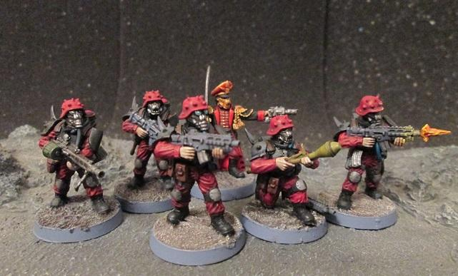 Anvil Industries, Blood Pact, Chaos, Khorne, Reptilian Overlords, Warhammer 40,000