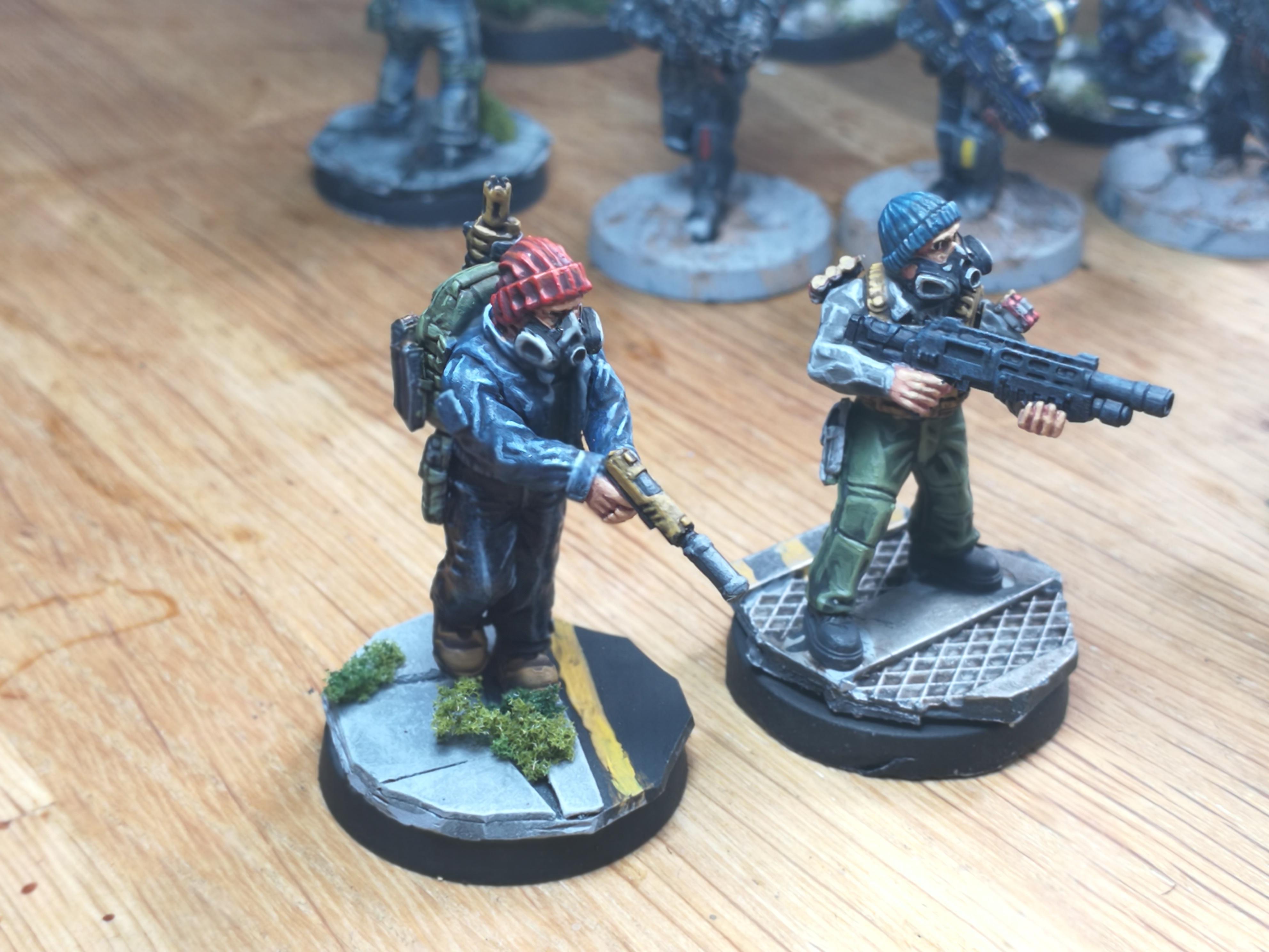 28mm, Anvil, Anvilindustry, Regiments