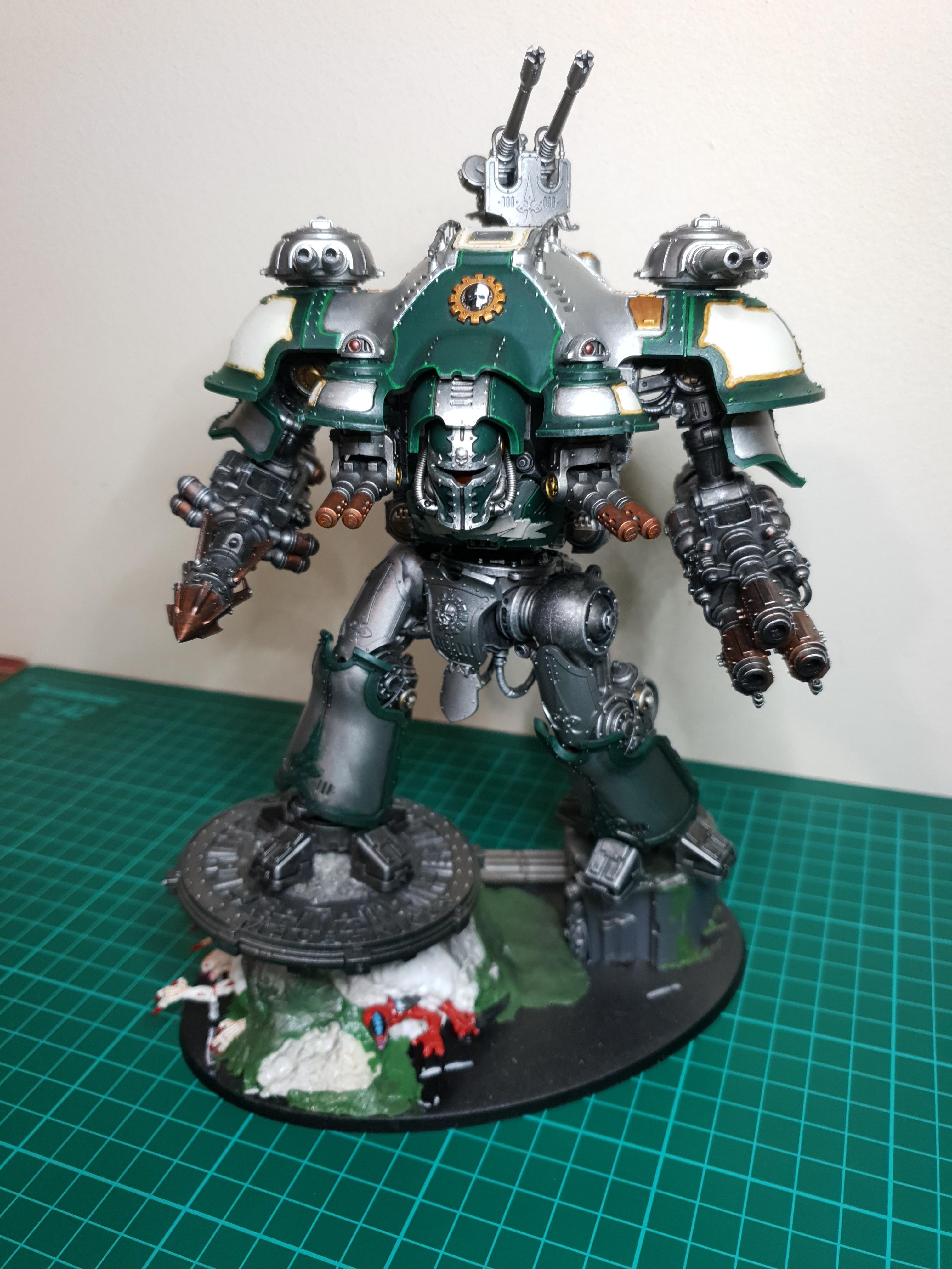 valiant skeleton + base + armour
