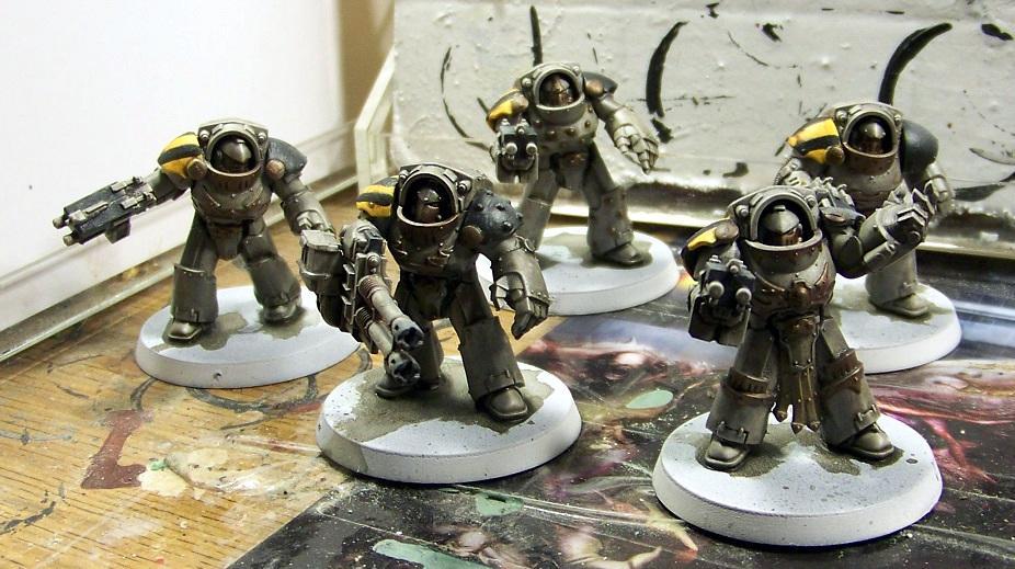 Iron Warriors A