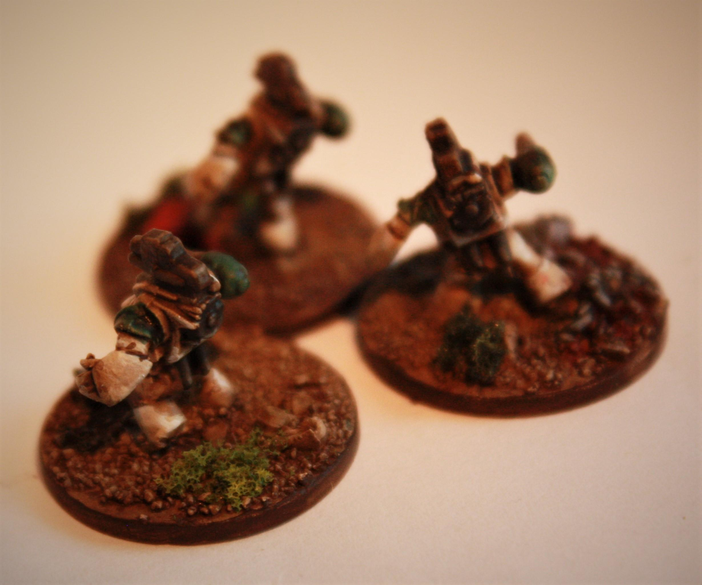 30k, 6mm, Death Guard, Epic, Space Marines, Warhammer 40,000, Xiv