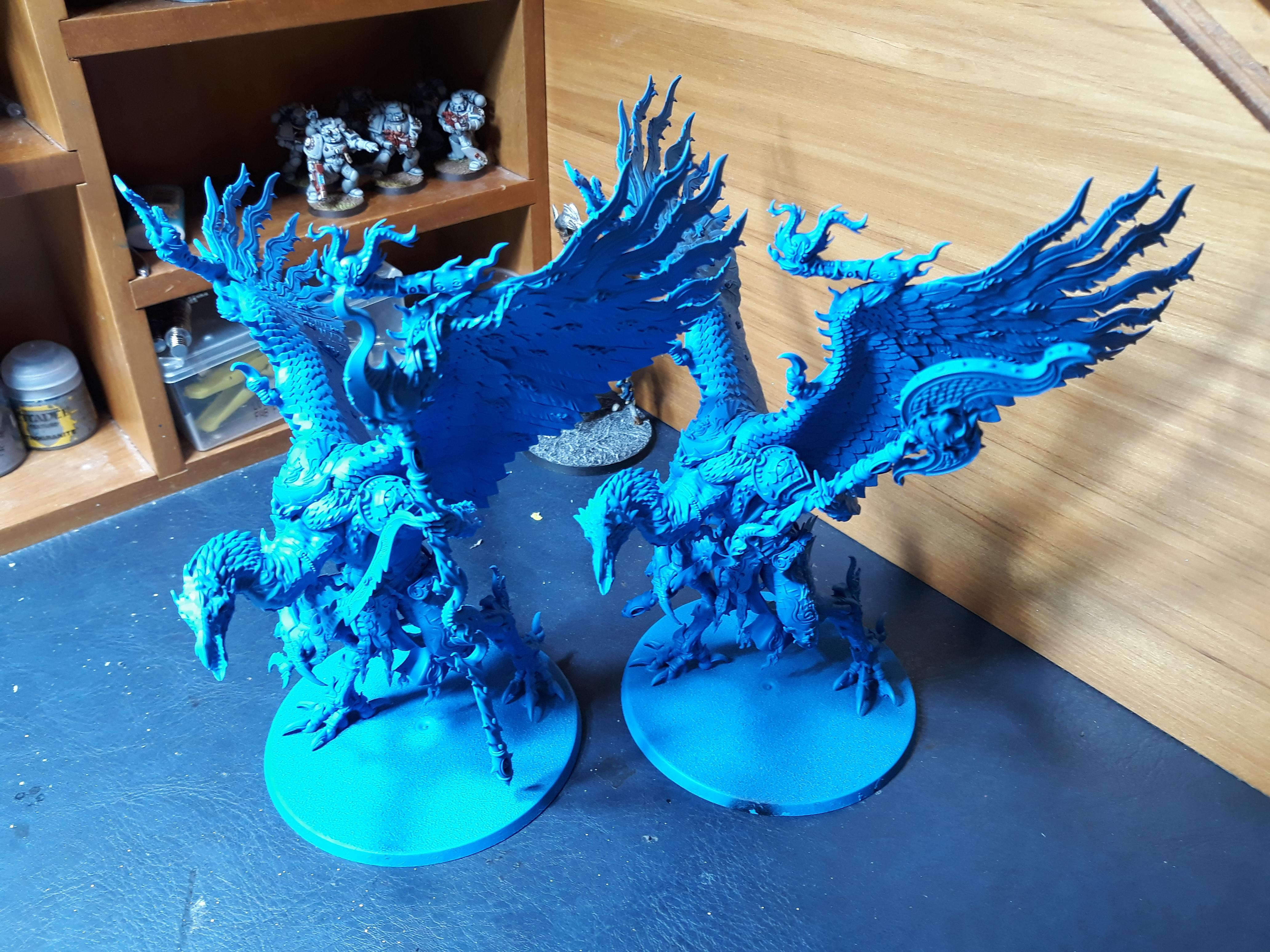 Two Lords of change WIP 1