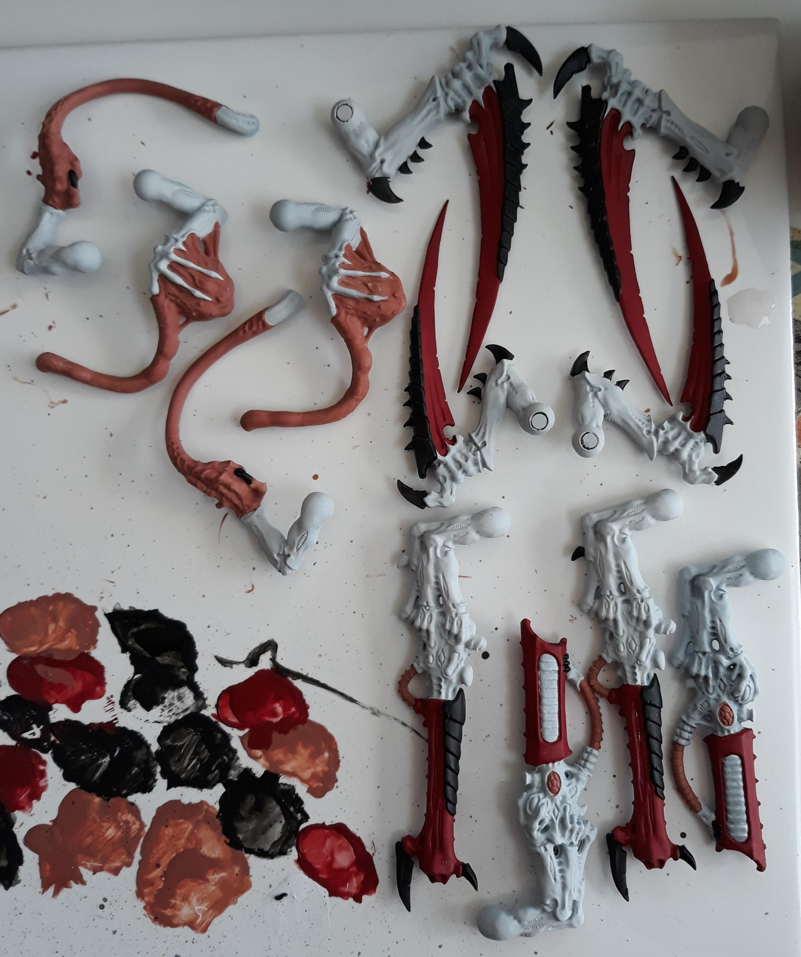 Carnifex weapons WIP 3
