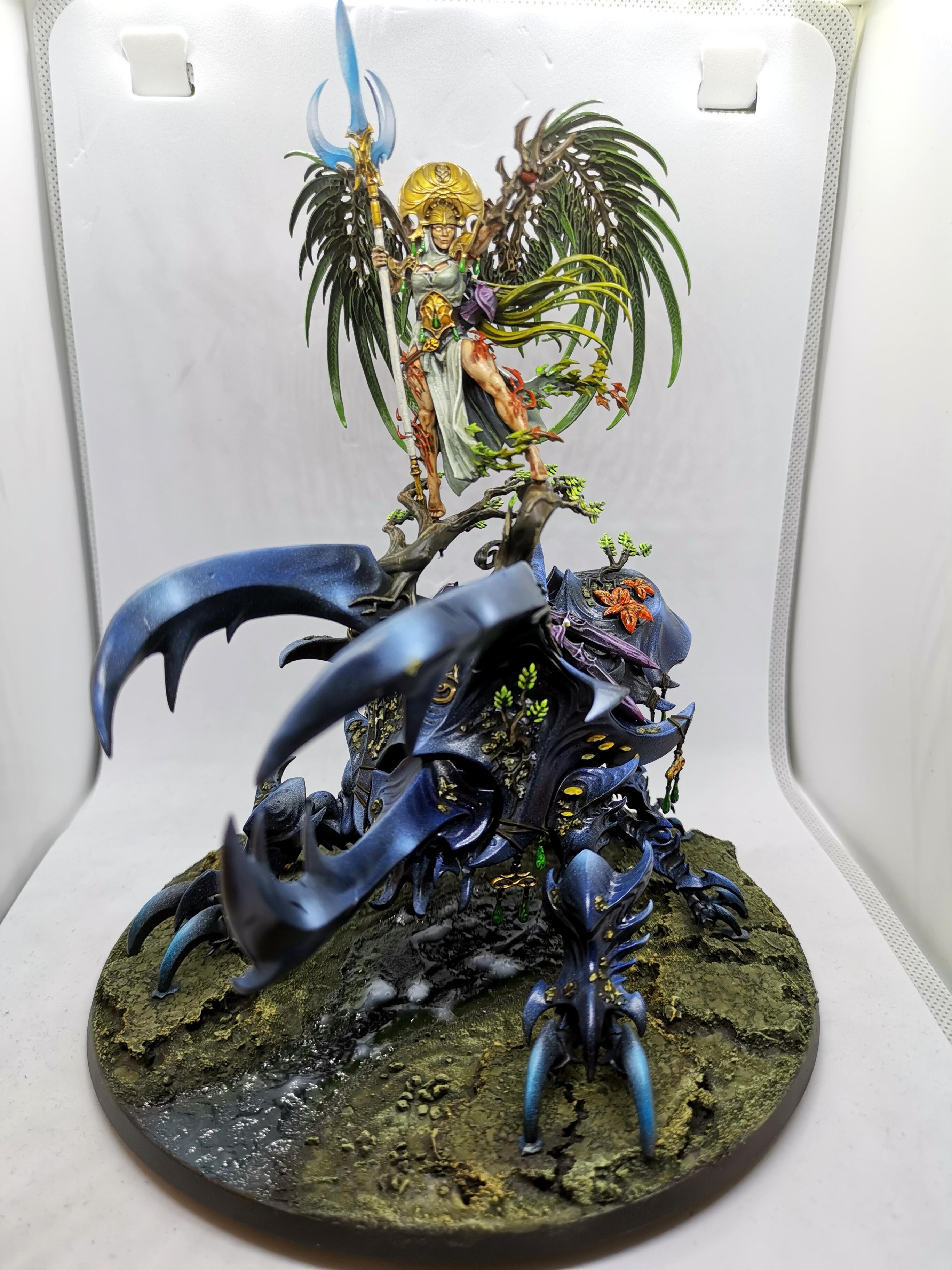 Age Of Sigmar, Alarielle, Sylvaneth, Warhammer Fantasy