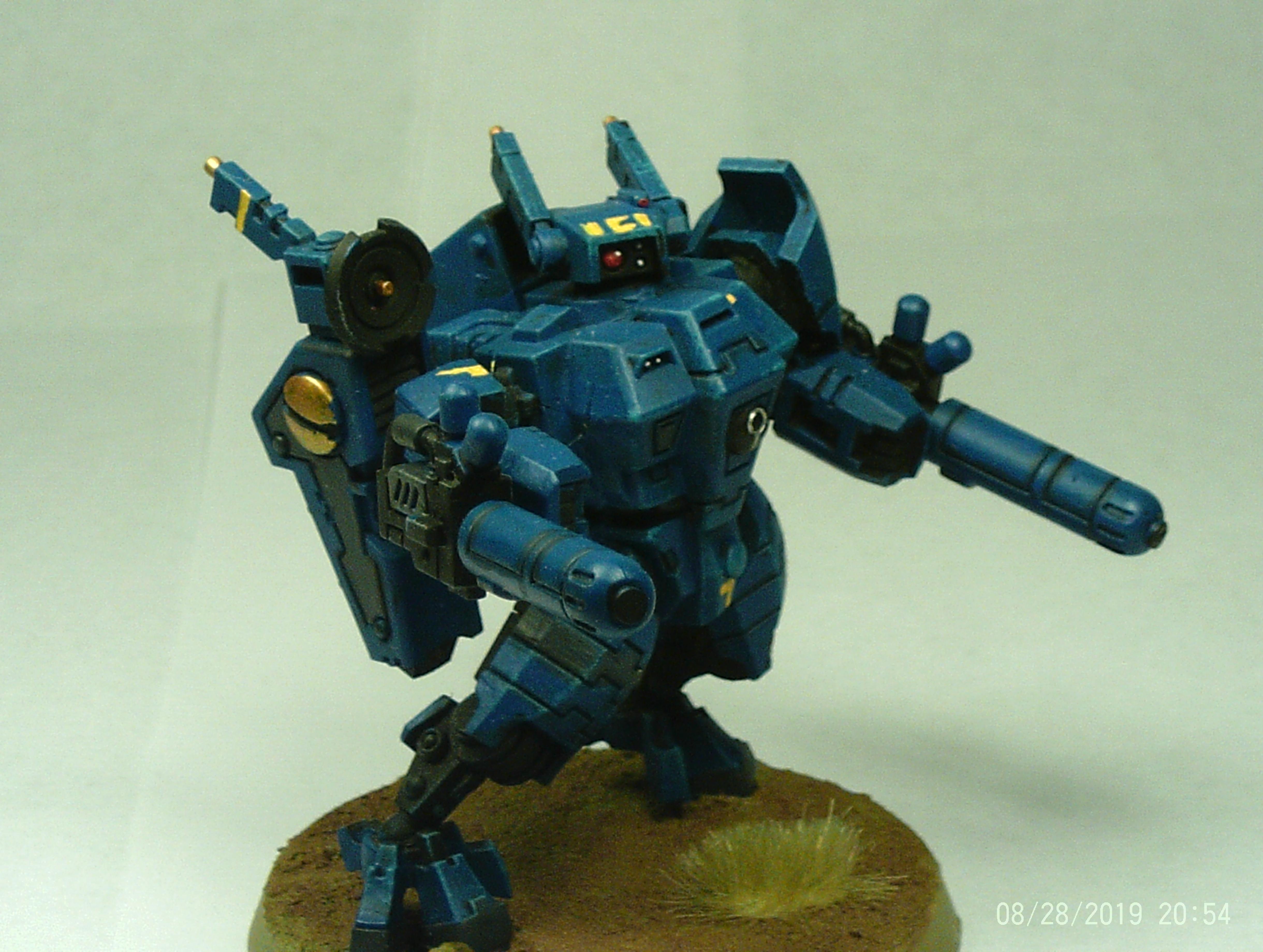 Battlesuit, Blaster, Caste, Crisis Battlesuit, Empire, Fire, Ion, Mecha, Missile, Plasma, Robot, Tau